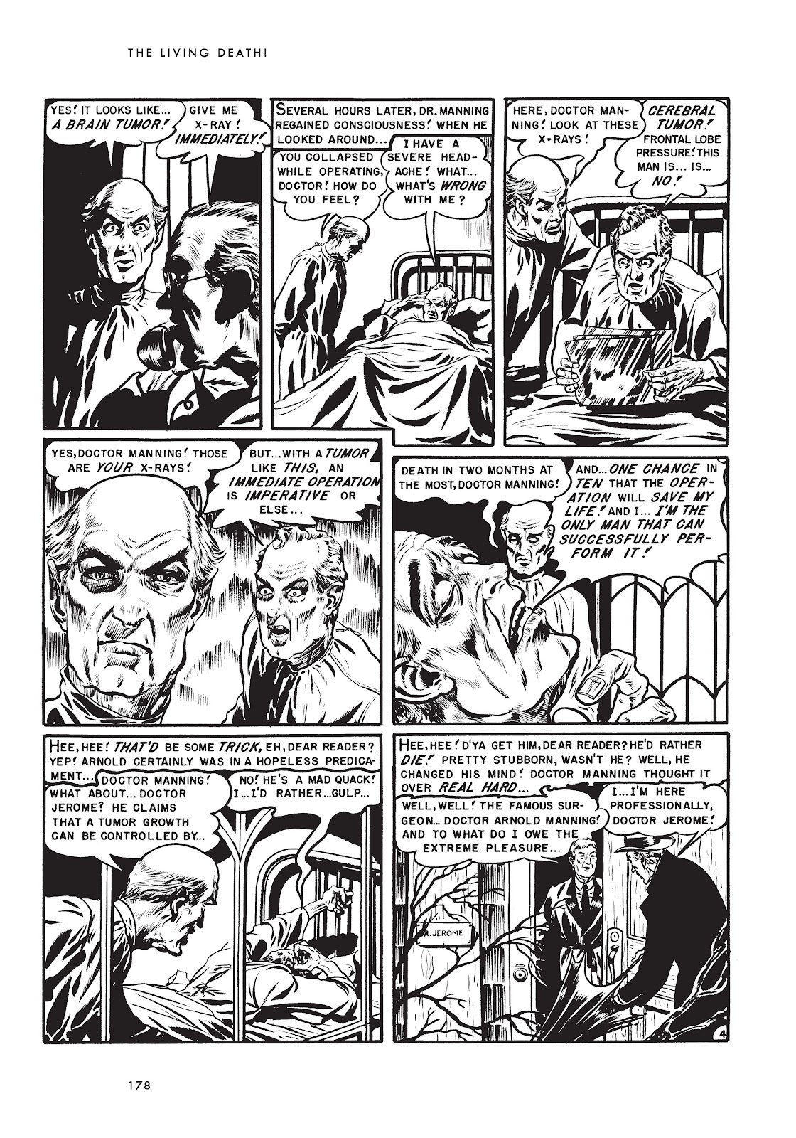 Read online Doctor of Horror and Other Stories comic -  Issue # TPB (Part 2) - 94