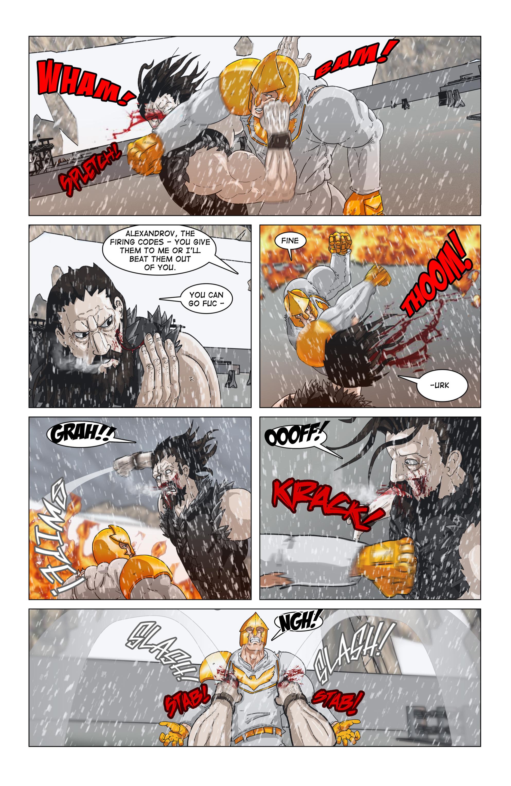 Read online Vanguard (2015) comic -  Issue #3 - 24