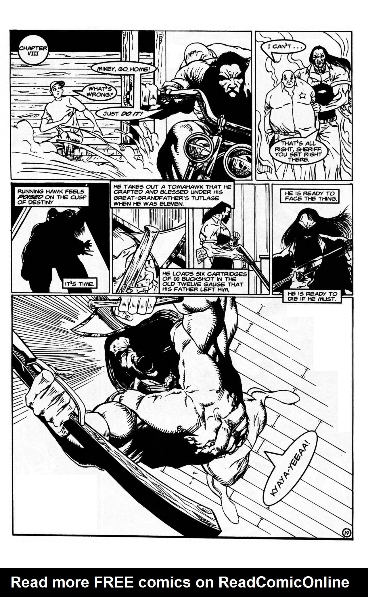 Read online Dr. Weird (1997) comic -  Issue #1 - 21