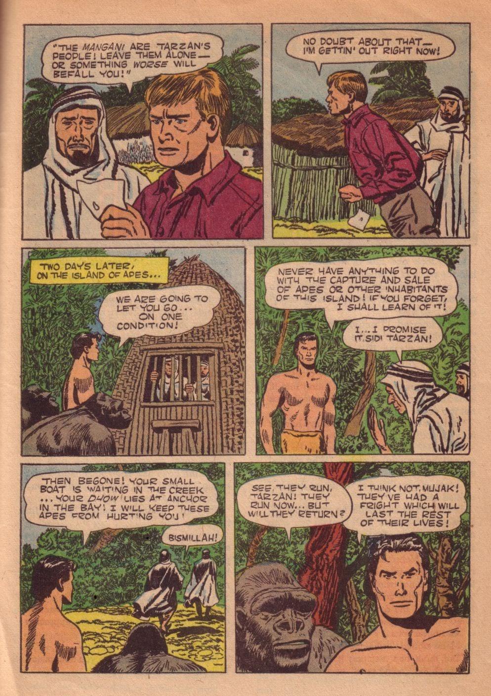 Tarzan (1948) issue 55 - Page 41