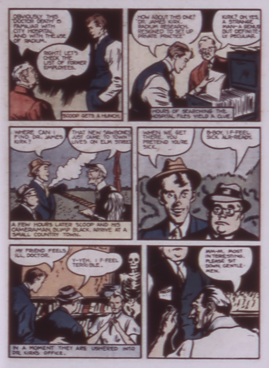 Read online WHIZ Comics comic -  Issue #1 - 43