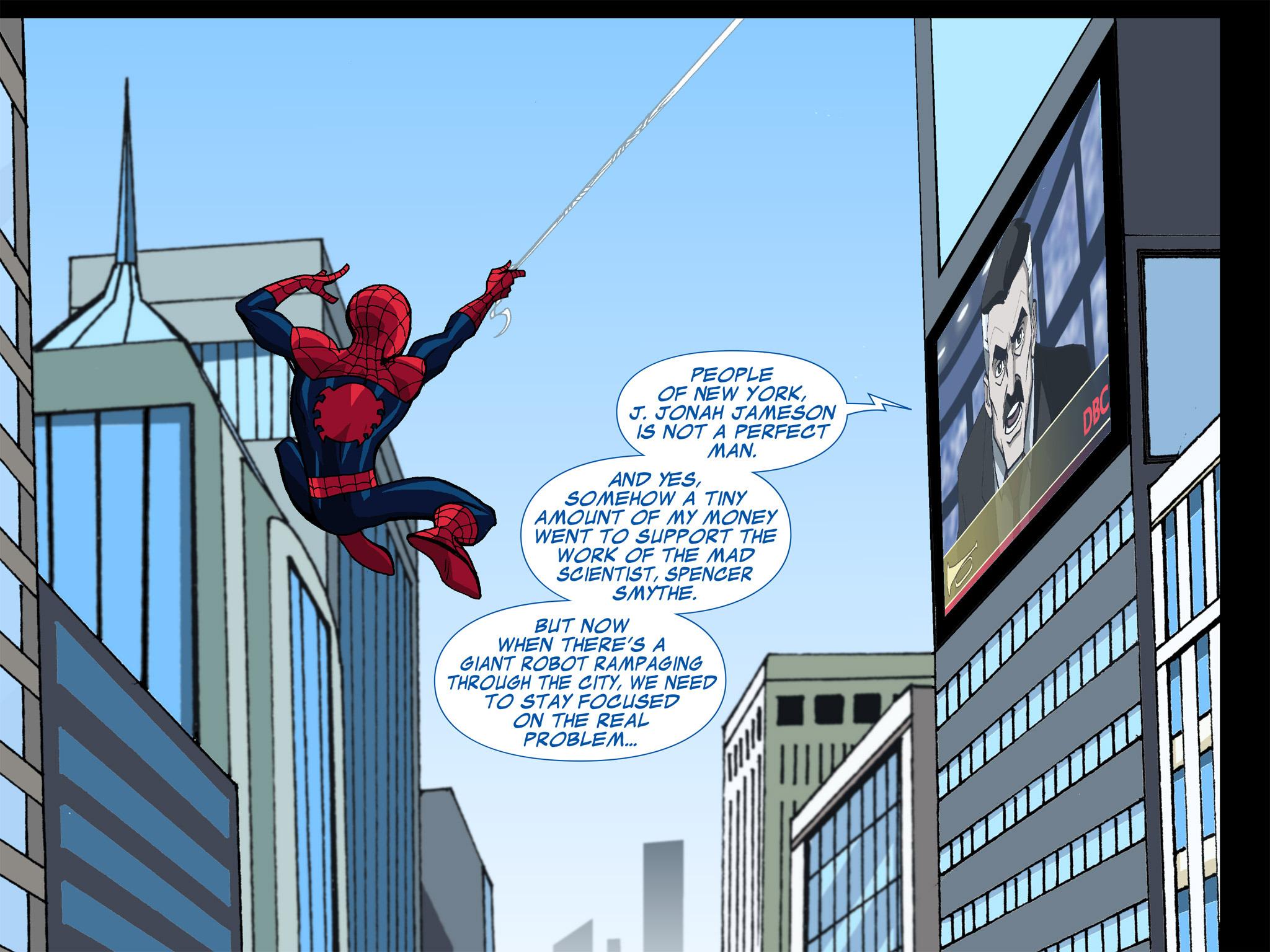 Read online Ultimate Spider-Man (Infinite Comics) (2015) comic -  Issue #6 - 24