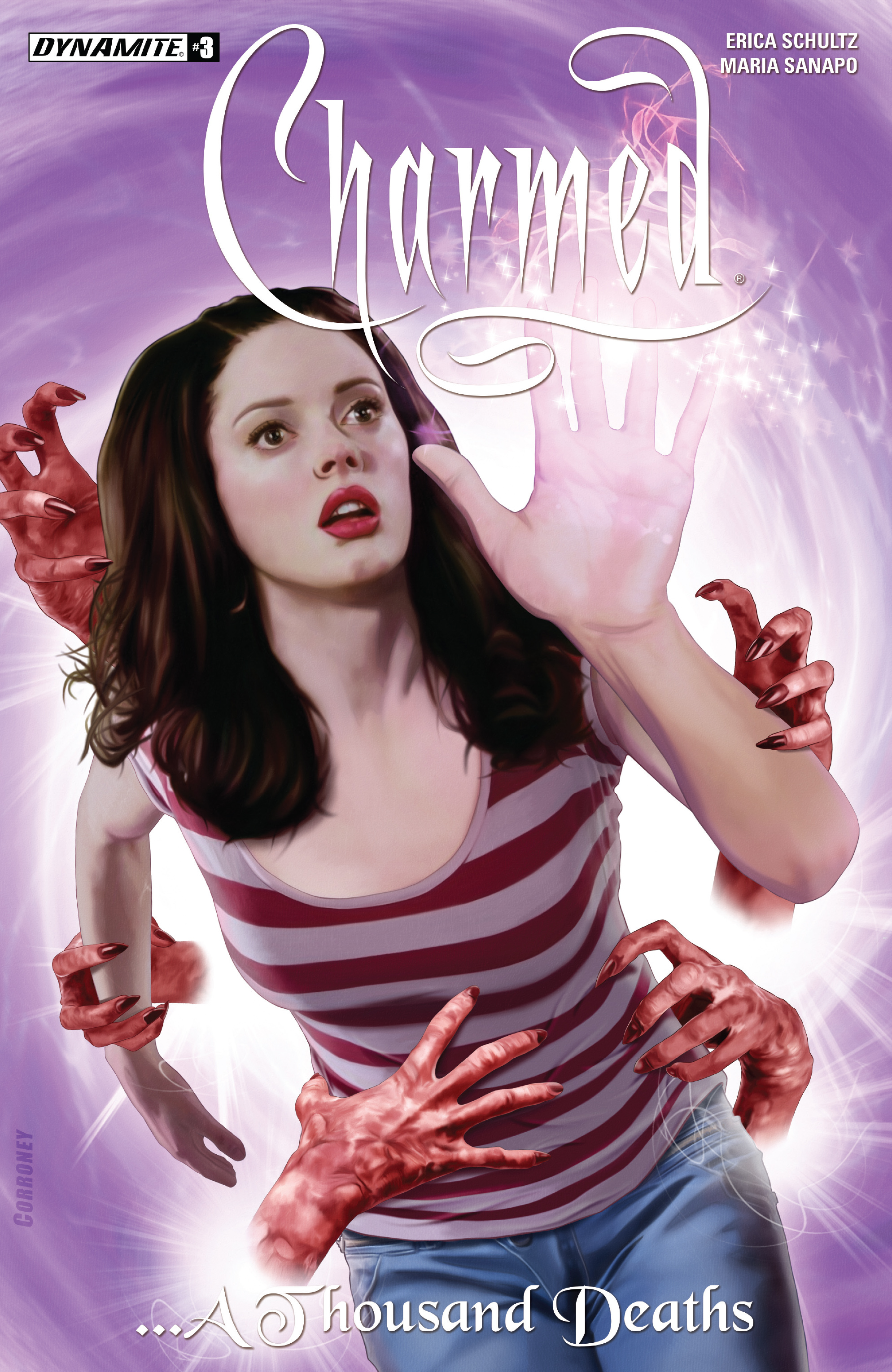 Read online Charmed (2017) comic -  Issue #3 - 1