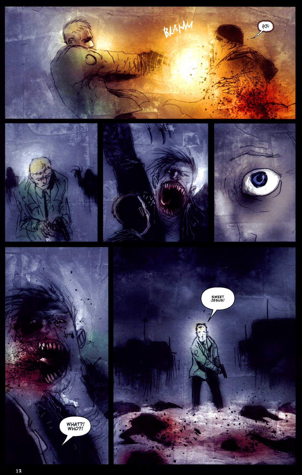 Read online 30 Days of Night: Return to Barrow comic -  Issue #6 - 14