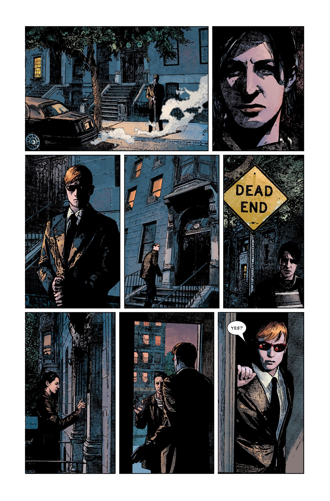 Read online Daredevil (1998) comic -  Issue # _Ultimate_Collection TPB 3 (Part 1) - 59