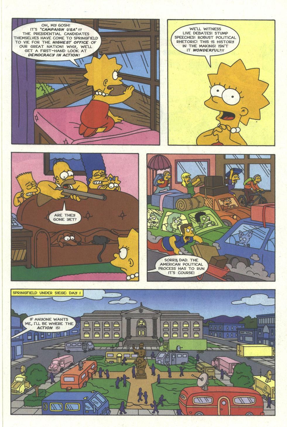 Read online Simpsons Comics comic -  Issue #24 - 8