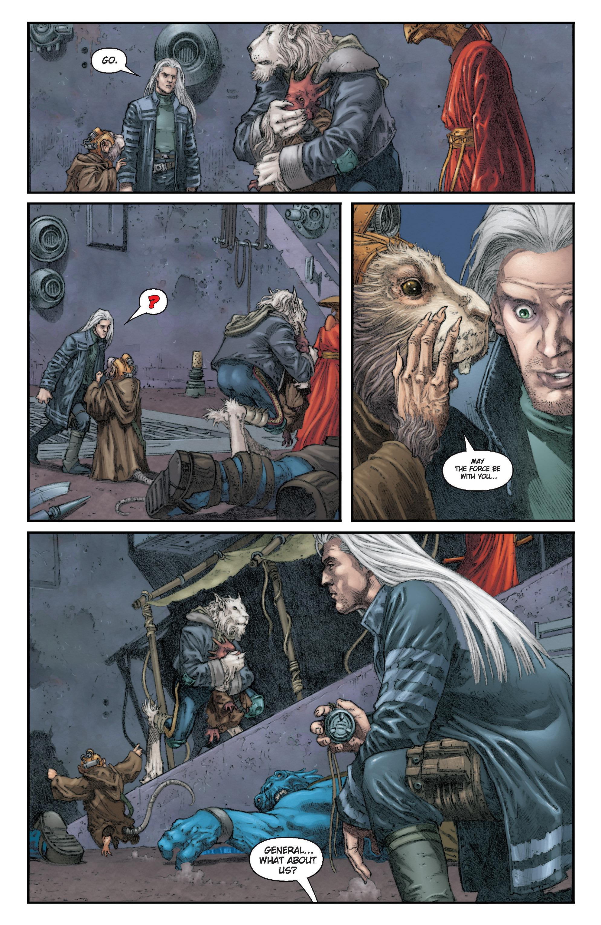 Read online Star Wars Omnibus comic -  Issue # Vol. 31 - 124