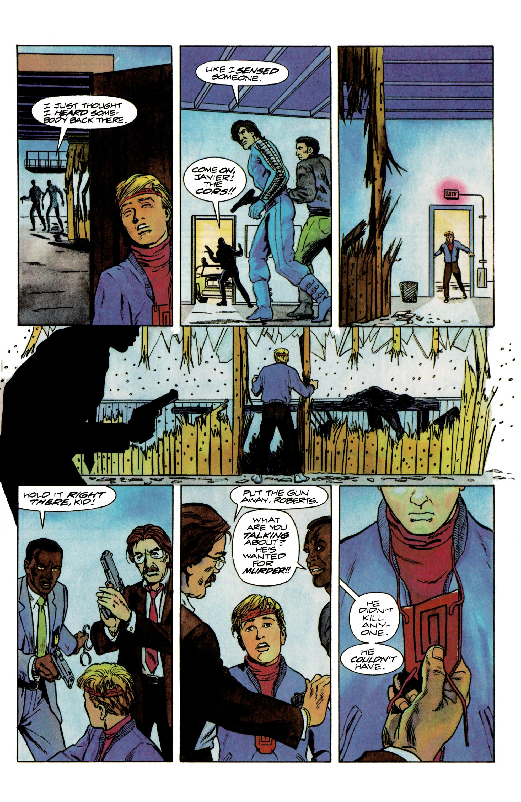 Read online Eternal Warrior (1992) comic -  Issue #13 - 18