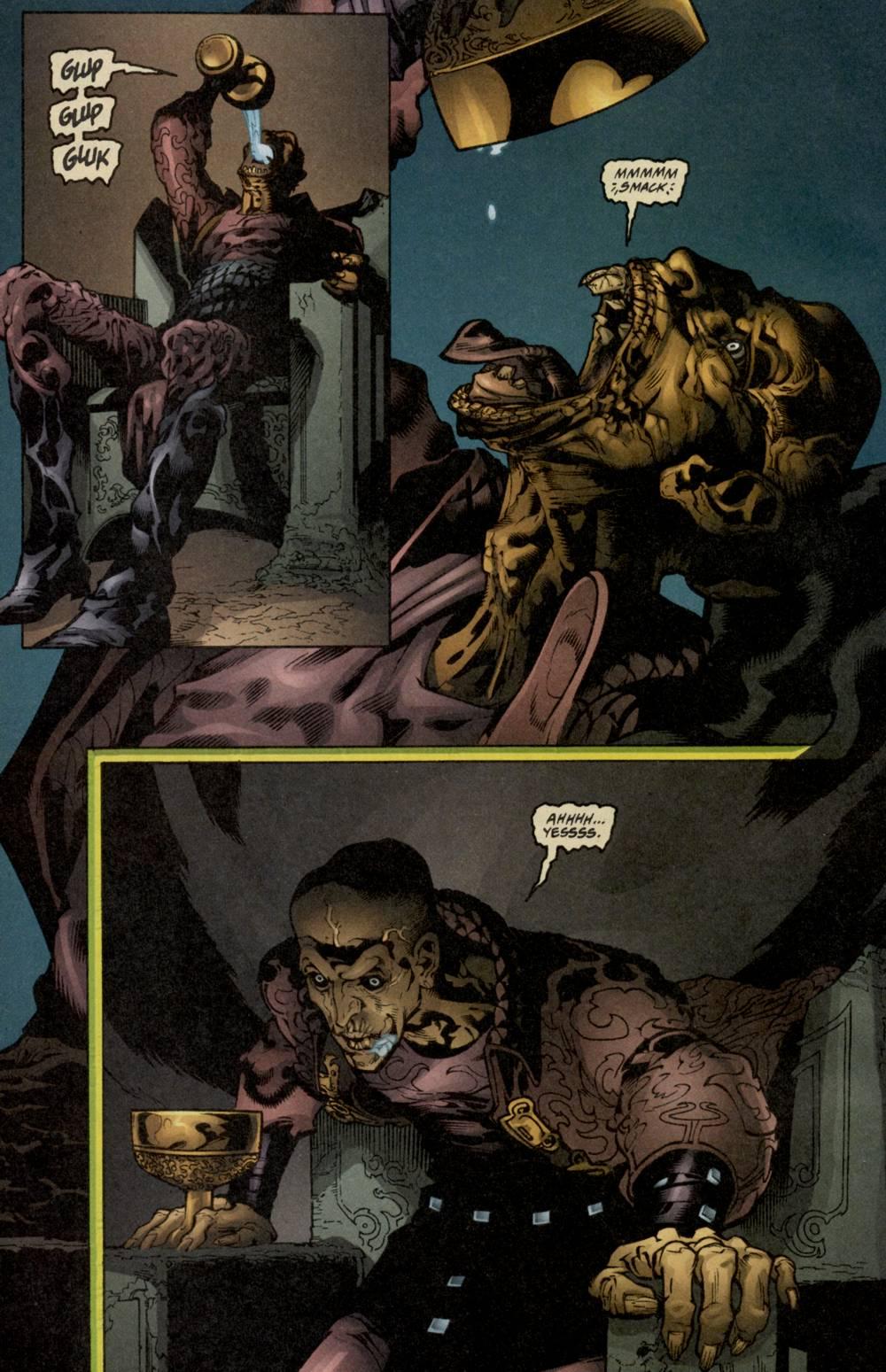 Read online Aquaman (2003) comic -  Issue #5 - 16