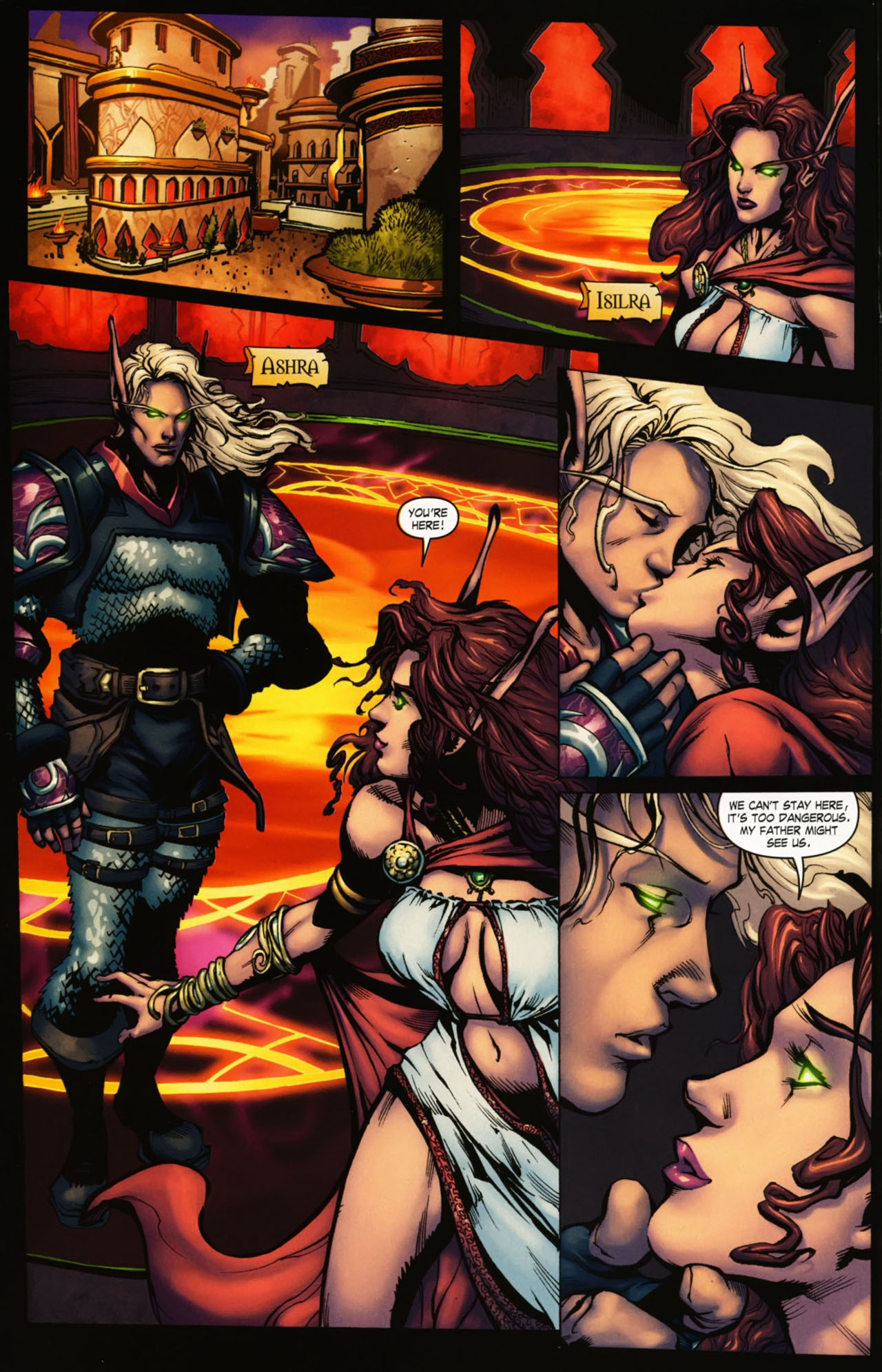 Read online World of Warcraft Special comic -  Issue # Full - 19
