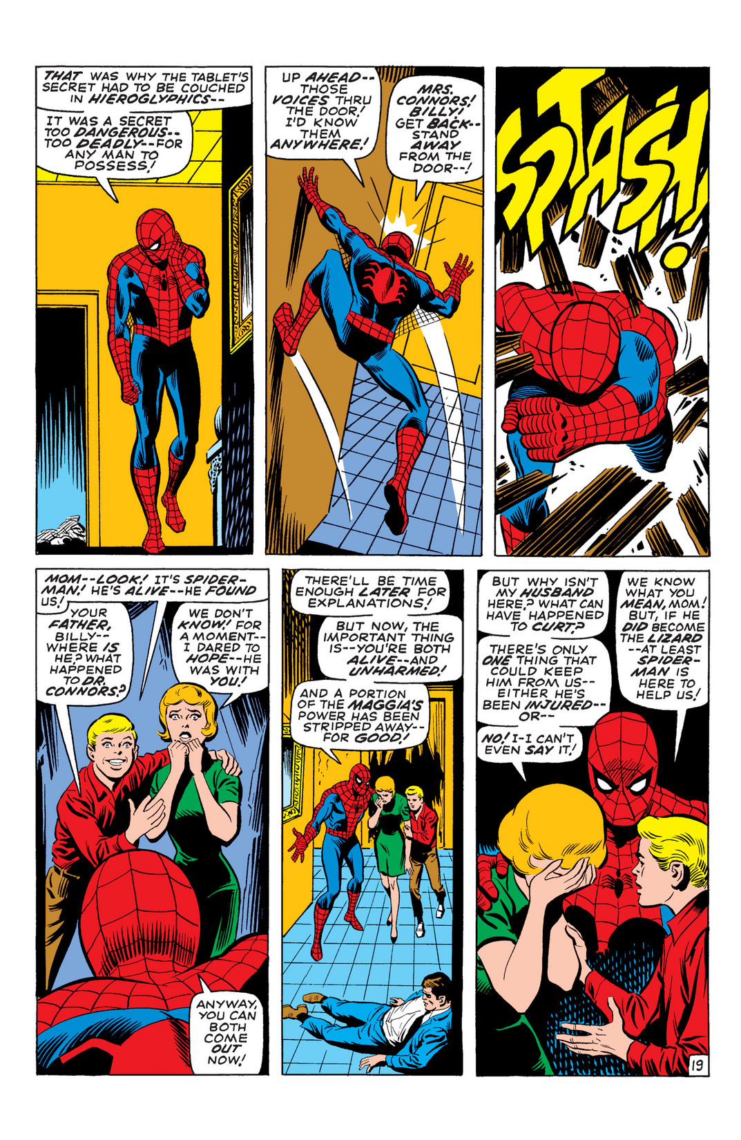 The Amazing Spider-Man (1963) 75 Page 19