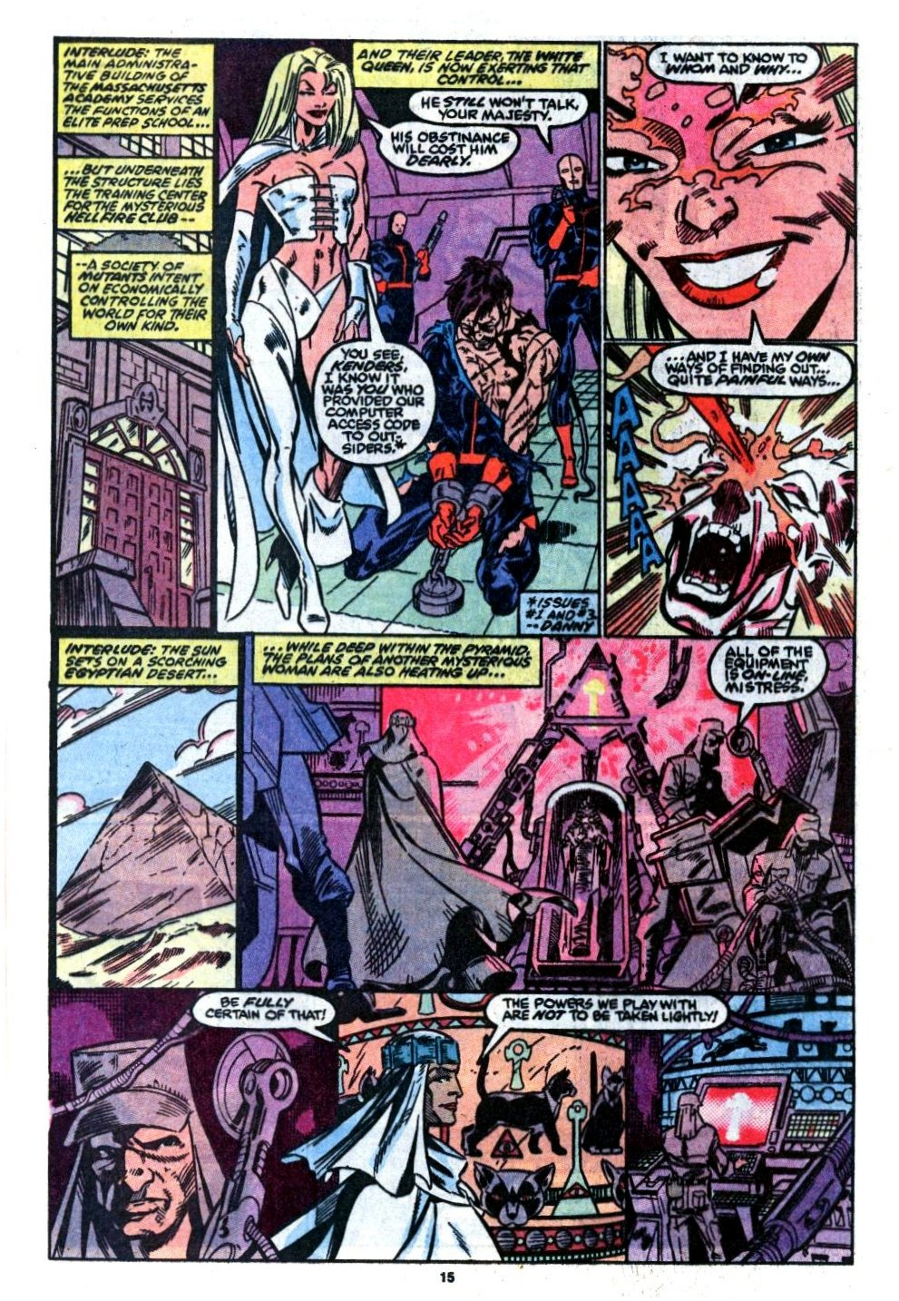 The New Warriors Issue #8 #12 - English 13