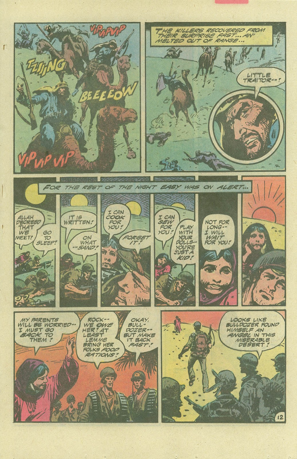Sgt. Rock issue 388 - Page 16