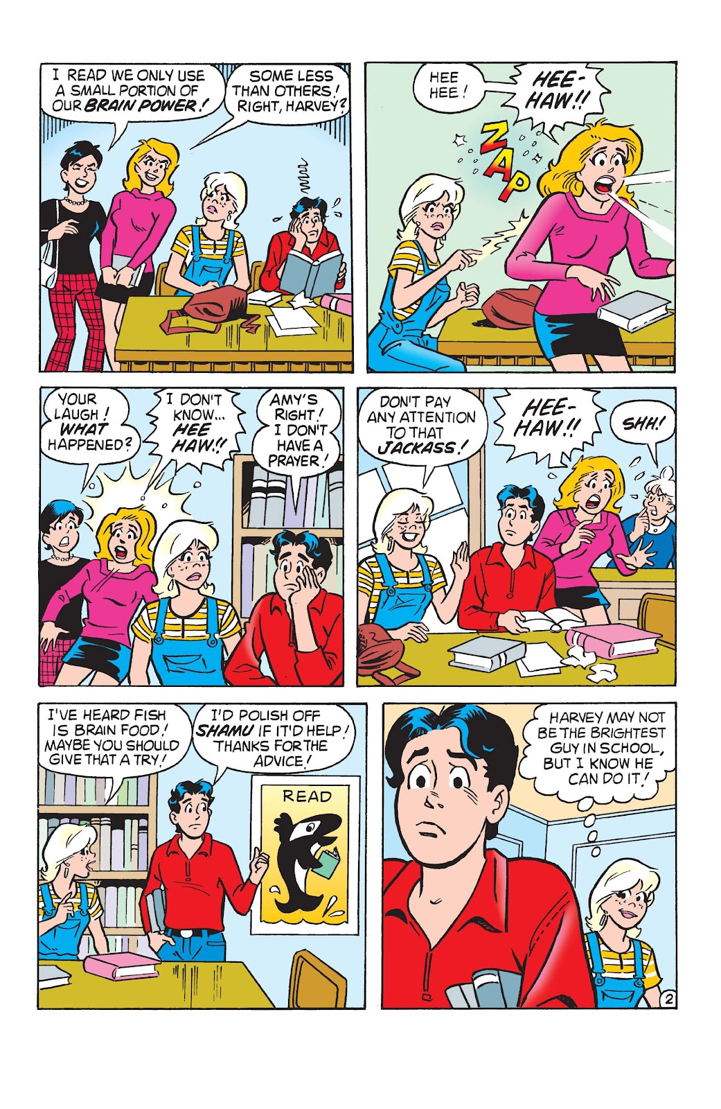 Sabrina the Teenage Witch (1997) Issue #10 #11 - English 3