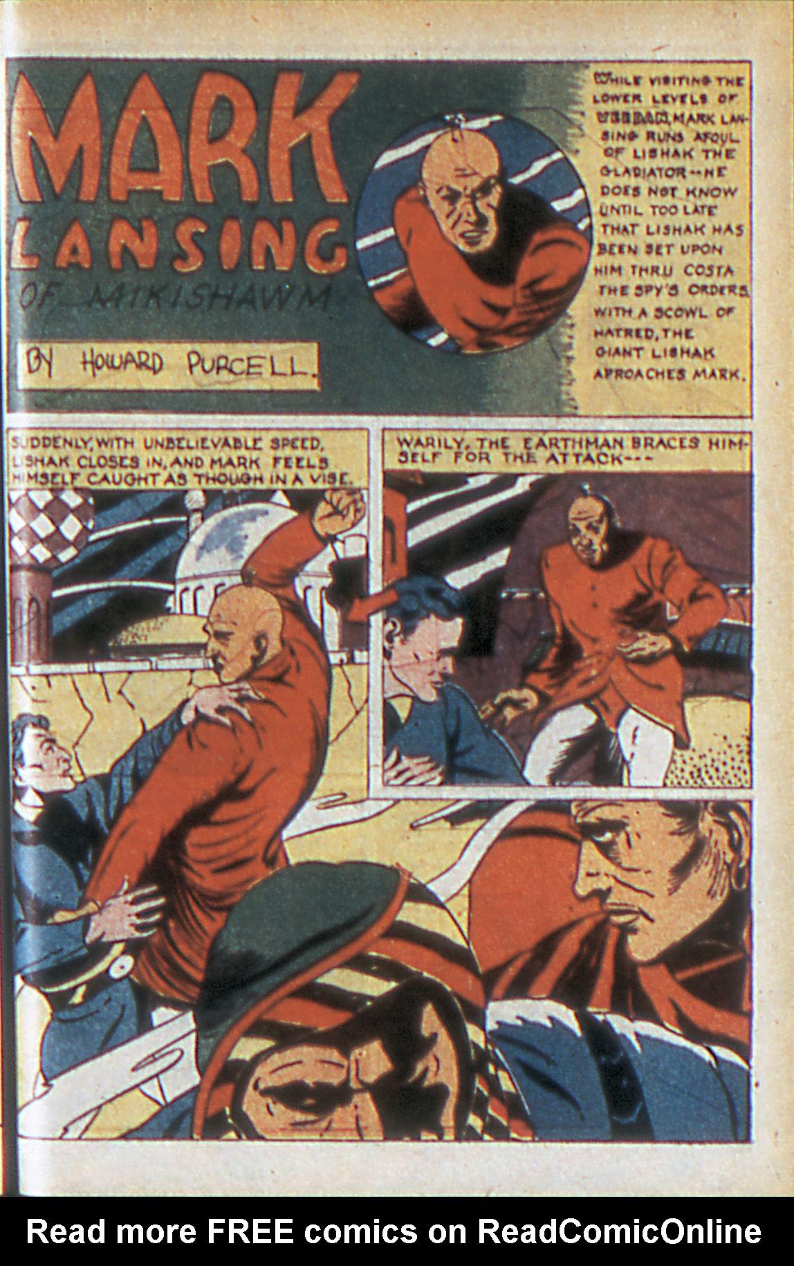 Read online Adventure Comics (1938) comic -  Issue #60 - 22