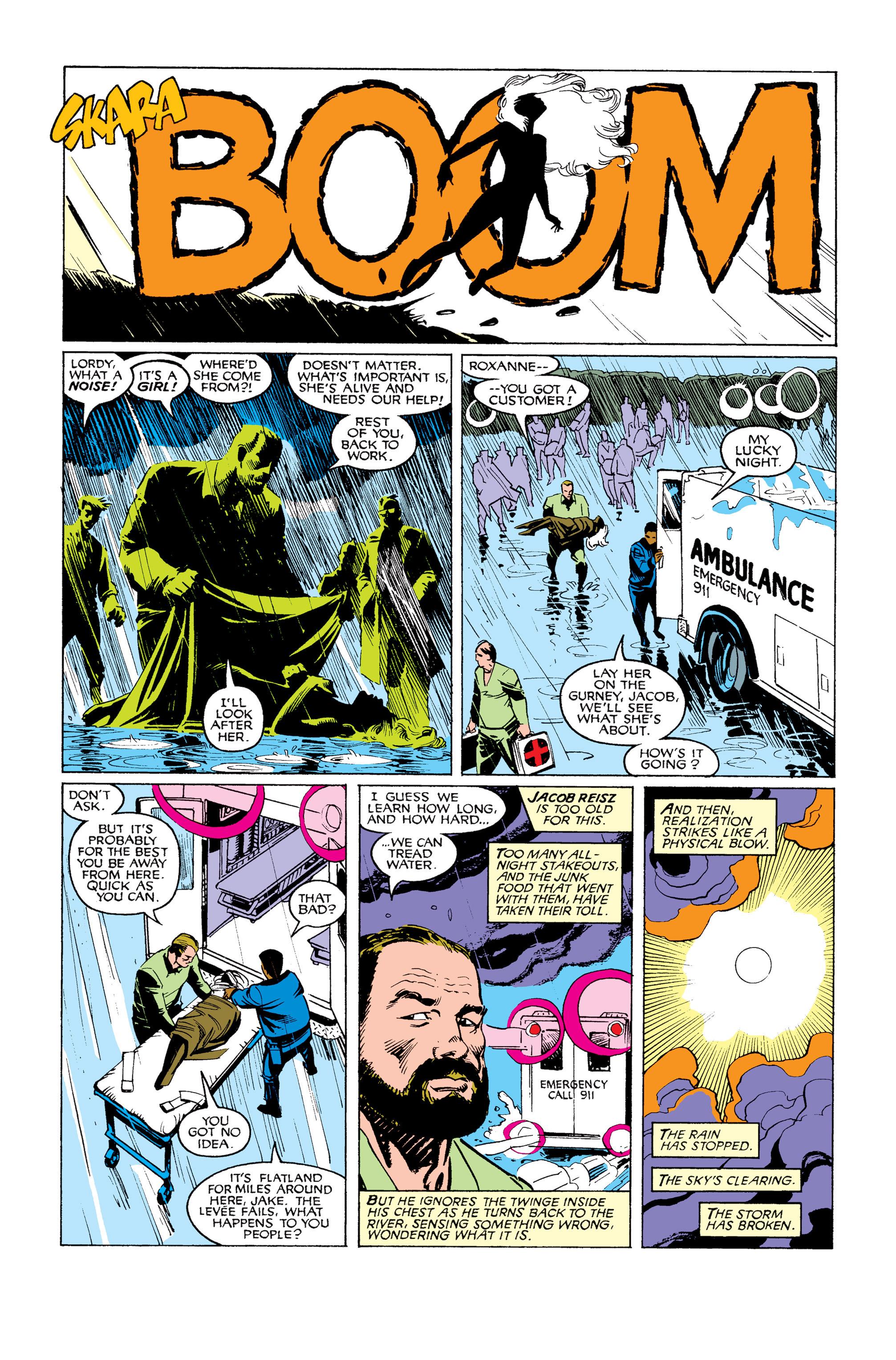 Read online Uncanny X-Men (1963) comic -  Issue #253 - 3