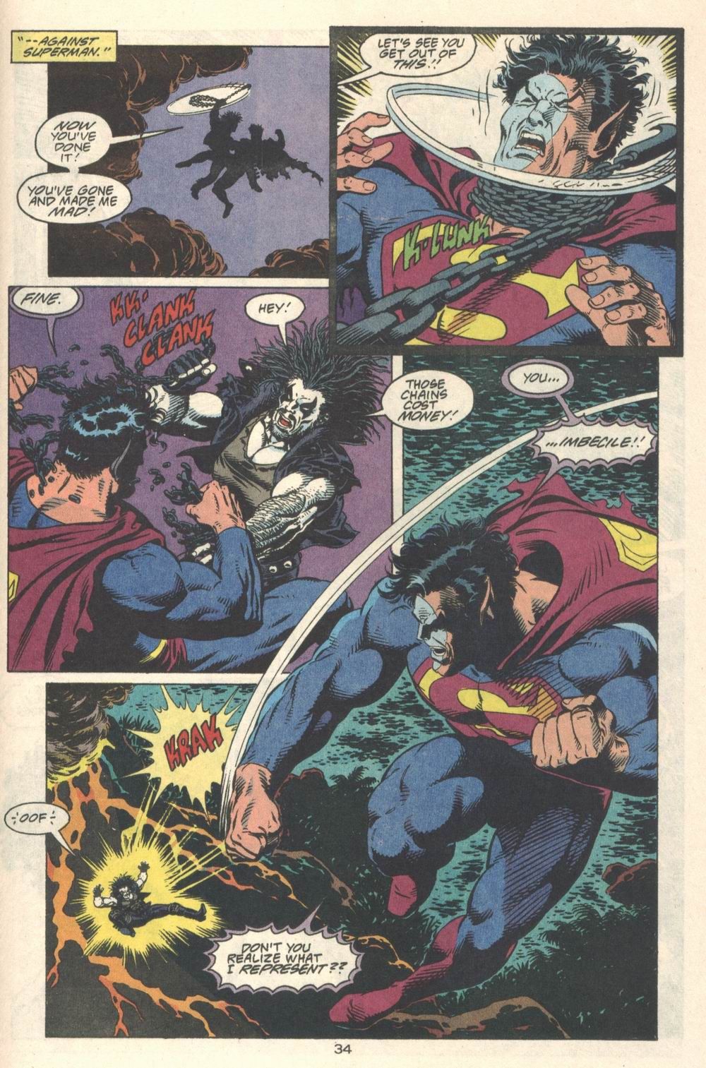 Read online Adventures of Superman (1987) comic -  Issue #Adventures of Superman (1987) _Annual 4 - 35
