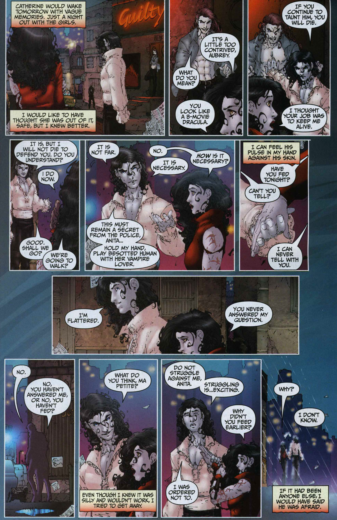 Read online Anita Blake, Vampire Hunter: Guilty Pleasures comic -  Issue #2 - 11