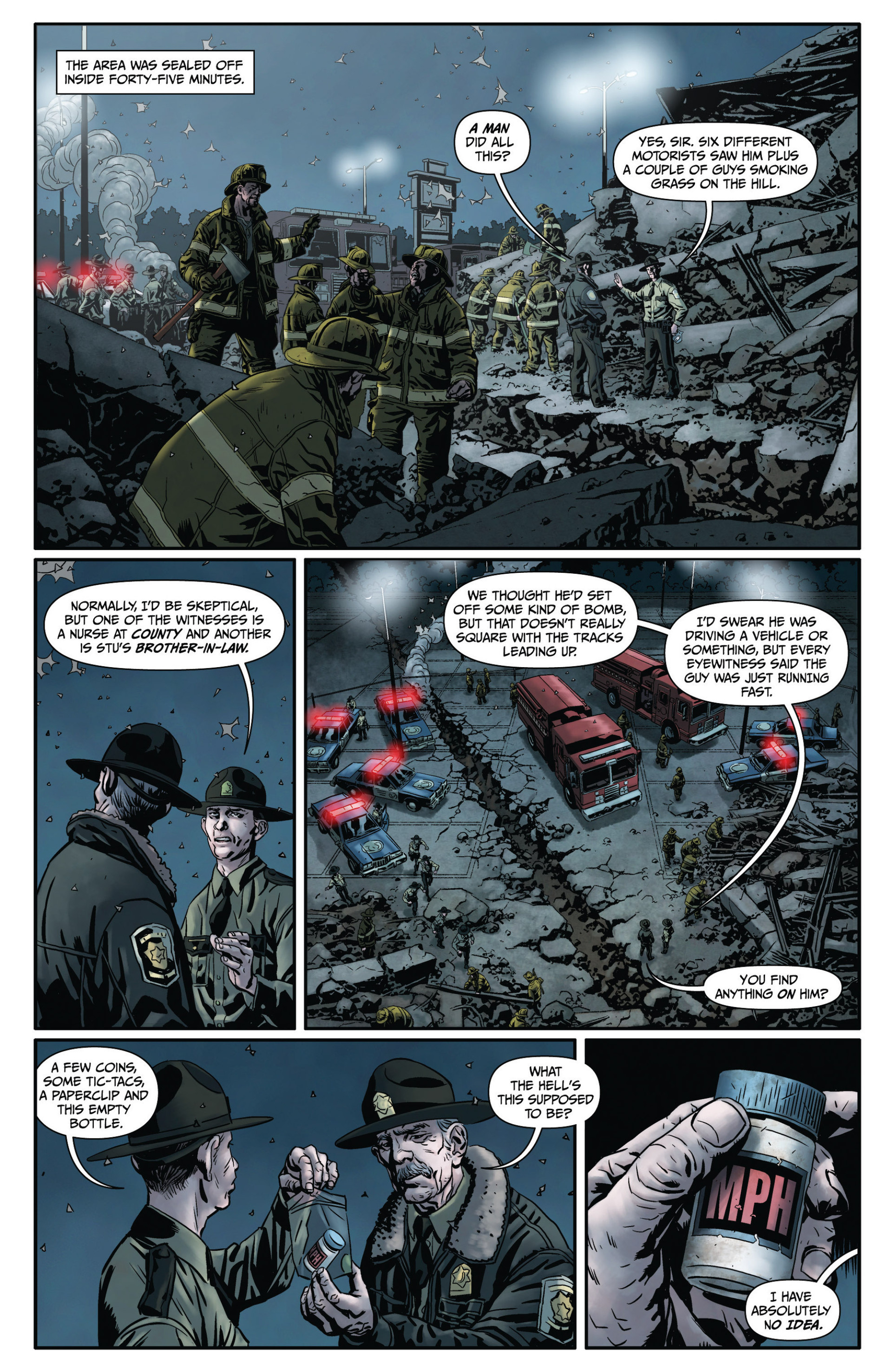 Read online Skullkickers comic -  Issue #26 - 28