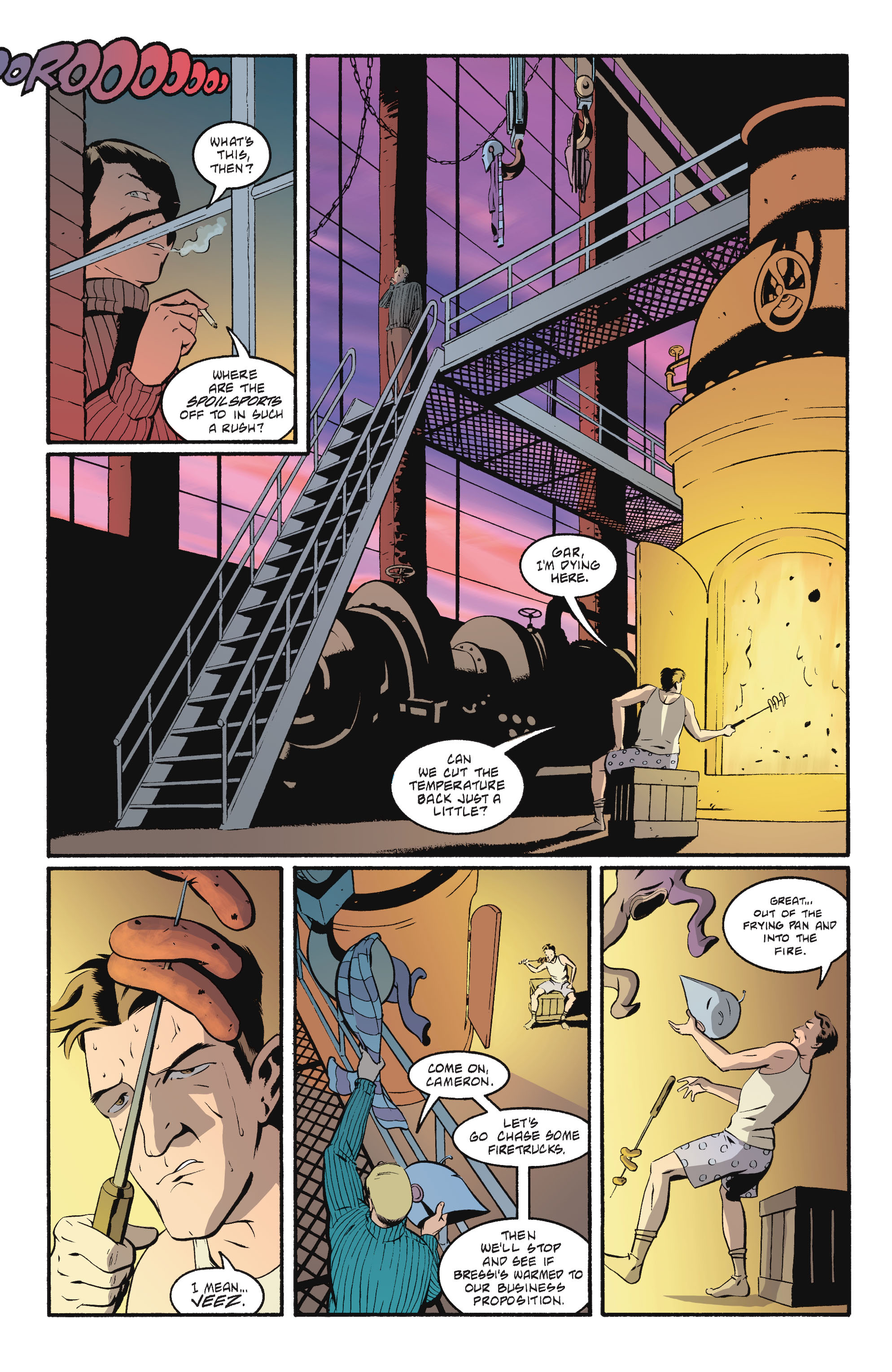 Read online Batgirl/Robin: Year One comic -  Issue # TPB 2 - 122