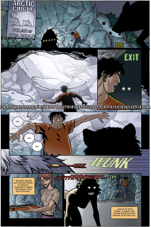 Read online Amazing Fantasy (2004) comic -  Issue #11 - 28