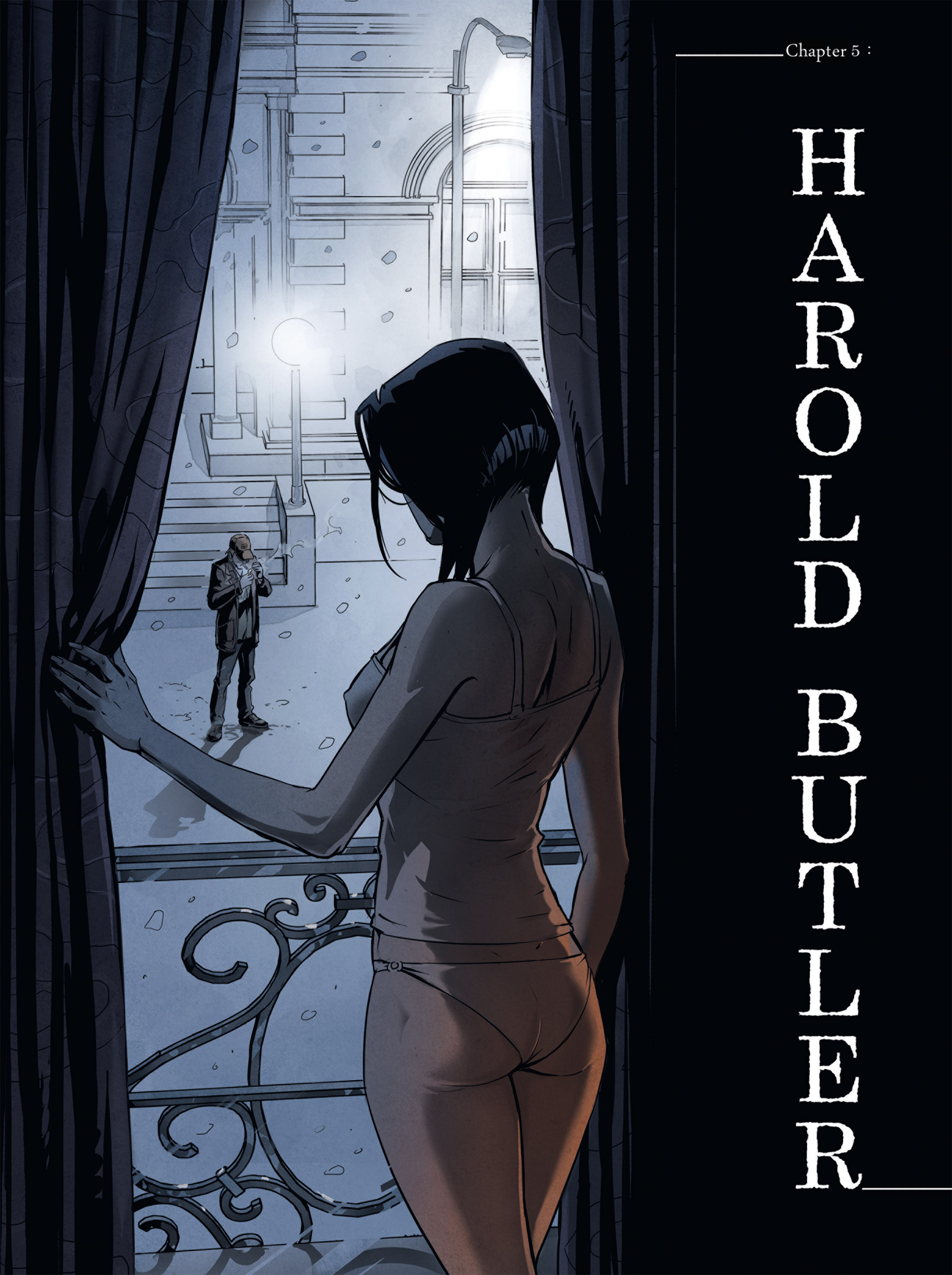 Read online Alice Matheson comic -  Issue #1 - 84