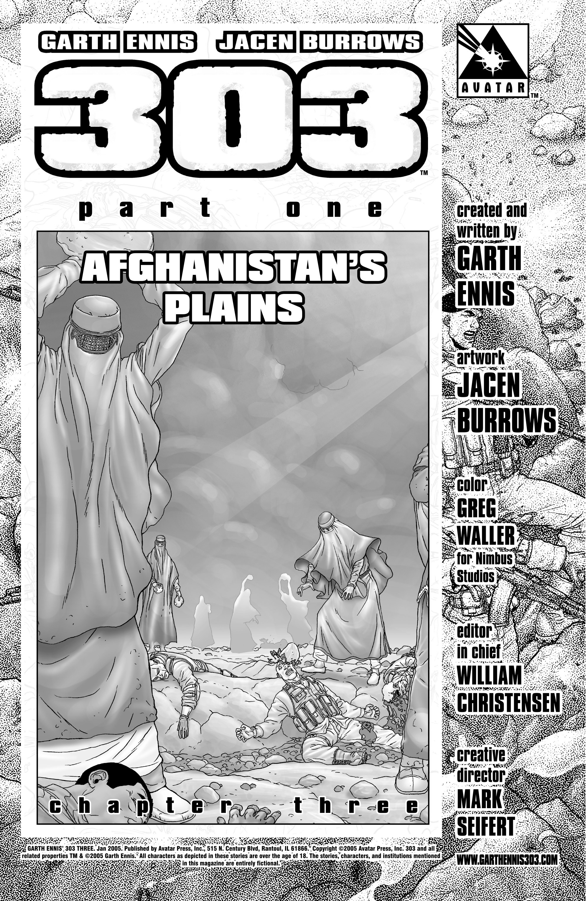 Read online 303 comic -  Issue #3 - 2