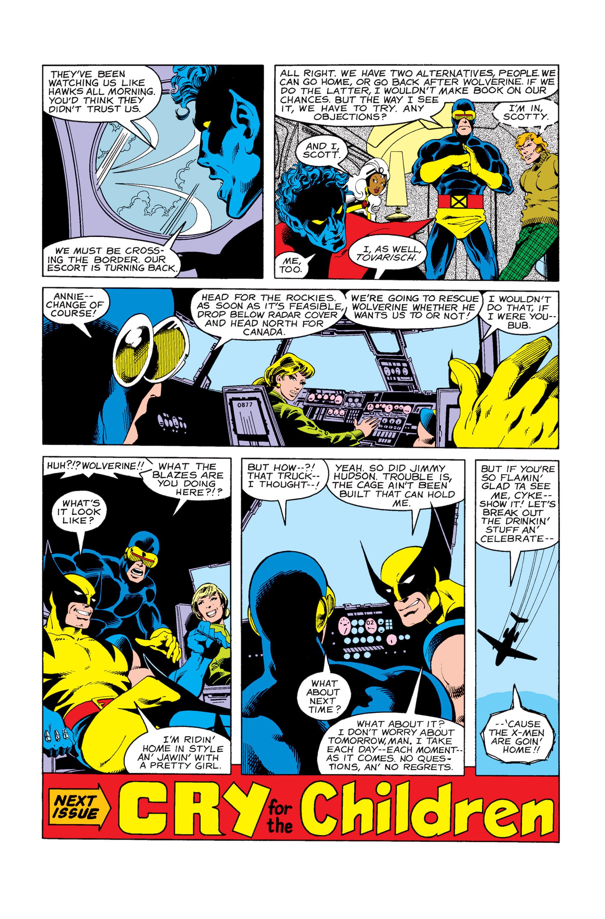 Uncanny X-Men (1963) 121 Page 17