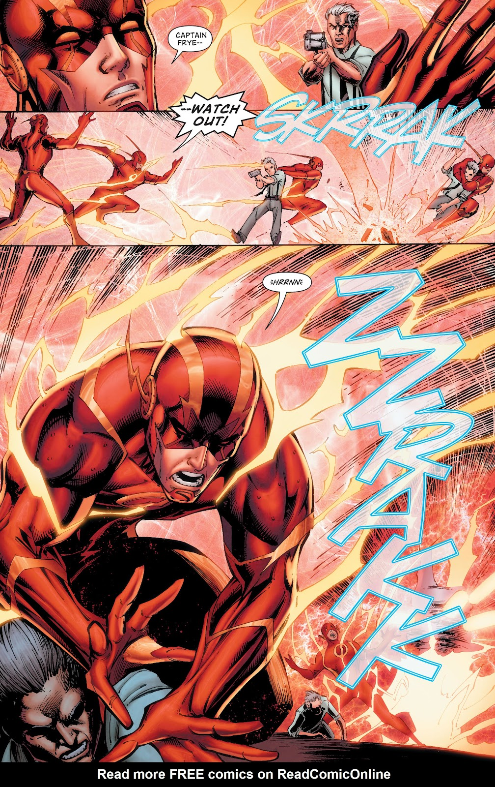 Read online The Flash (2011) comic -  Issue # _TPB 8 (Part 2) - 43