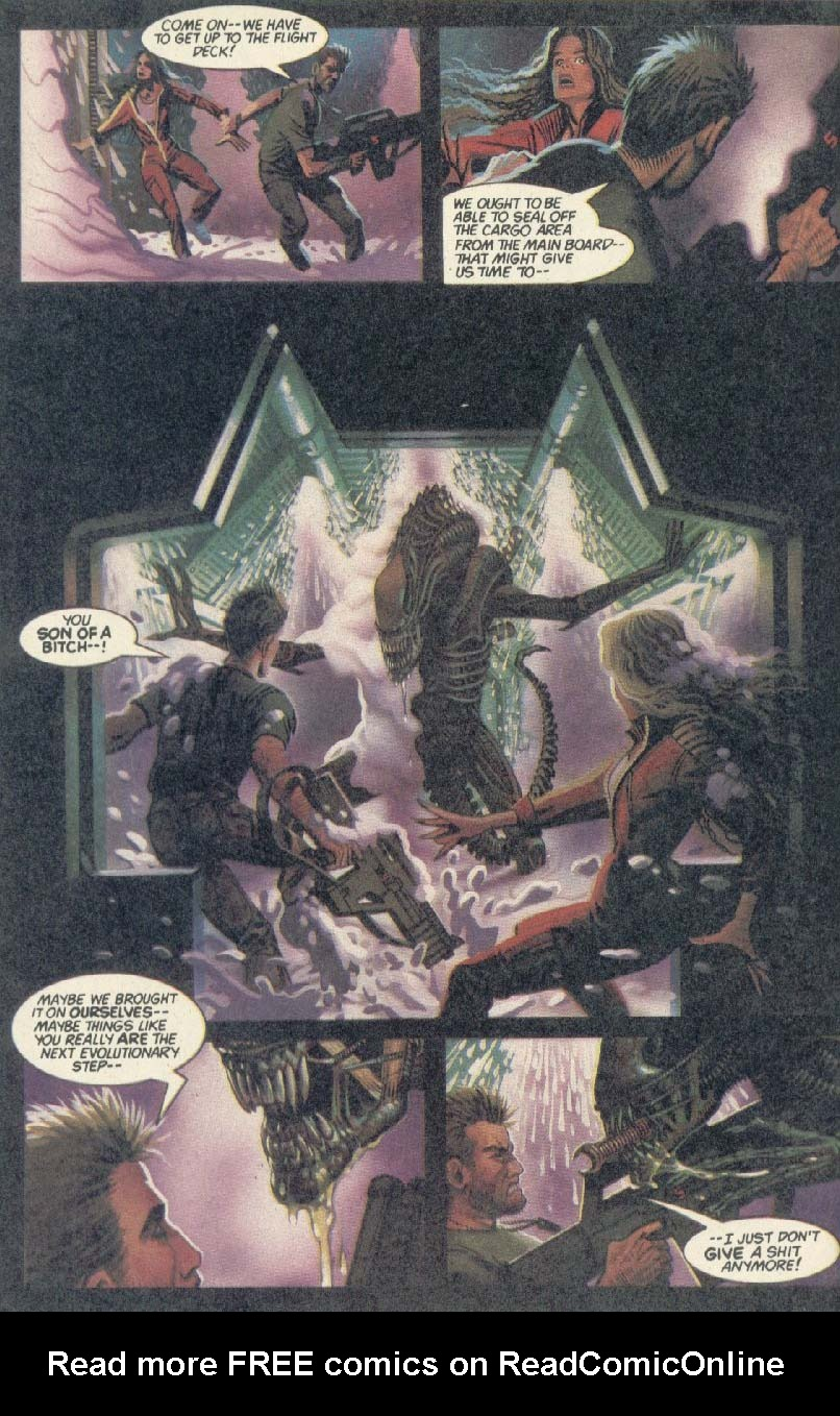 Read online Aliens (1989) comic -  Issue #1 - 12