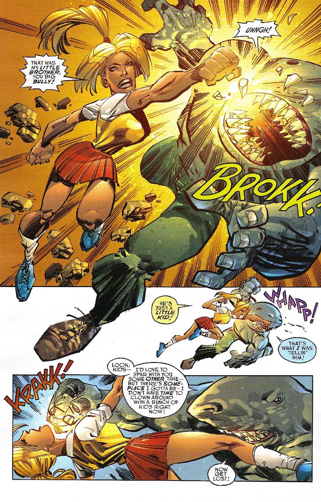 The Savage Dragon (1993) Issue #151 #154 - English 12
