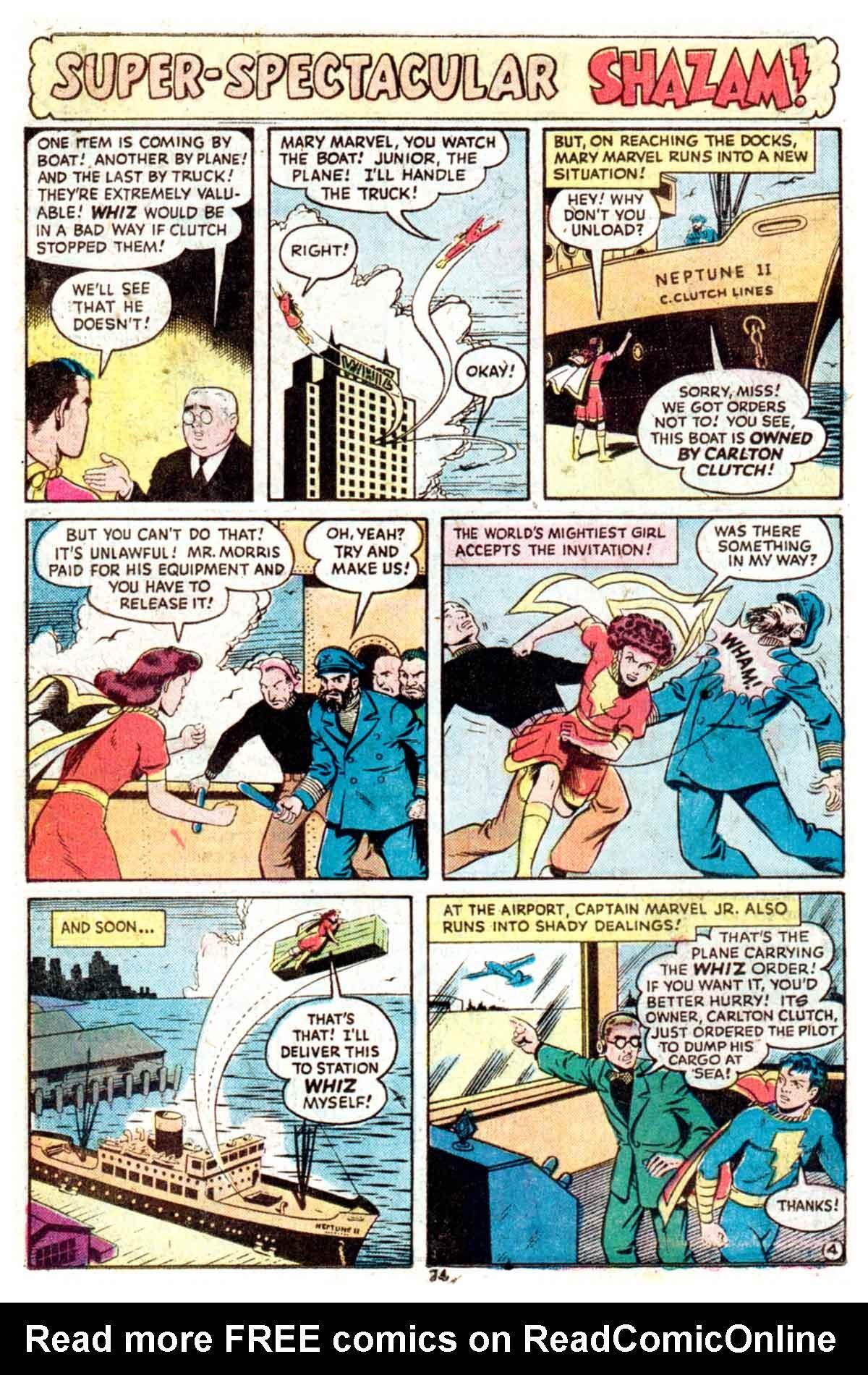 Read online Shazam! (1973) comic -  Issue #16 - 74