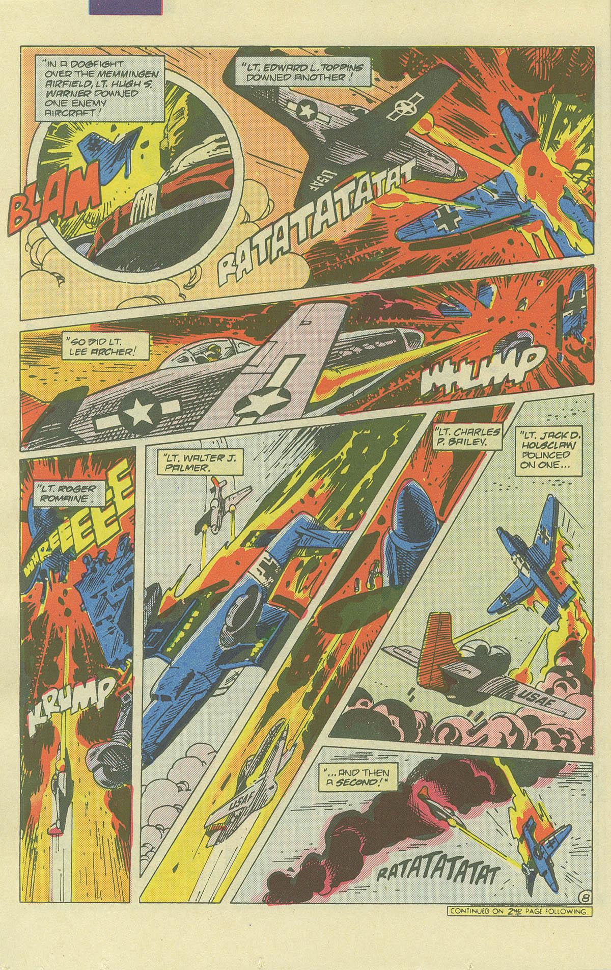 Read online Sgt. Rock comic -  Issue #406 - 11