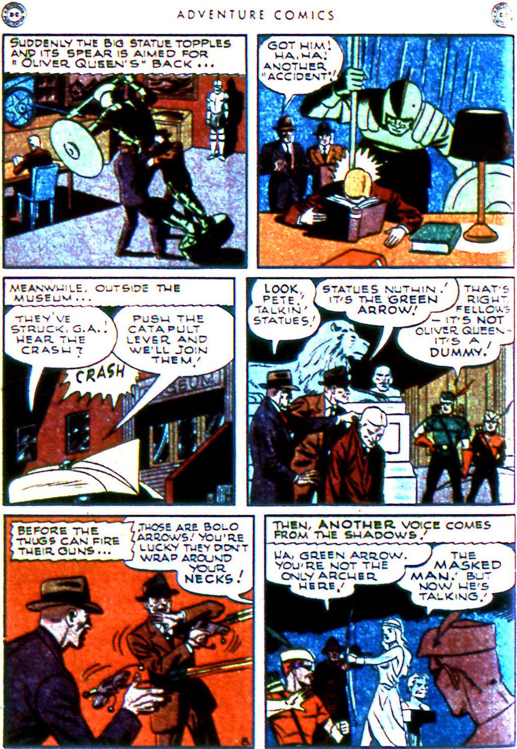 Read online Adventure Comics (1938) comic -  Issue #123 - 22