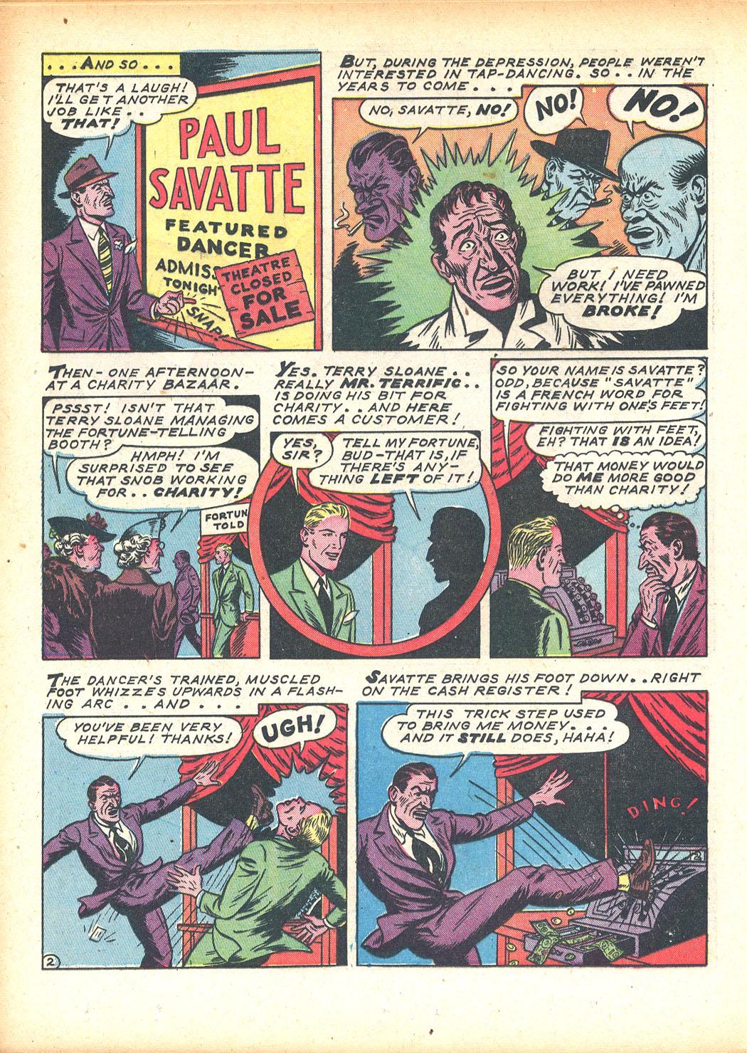 Read online Sensation (Mystery) Comics comic -  Issue #13 - 36