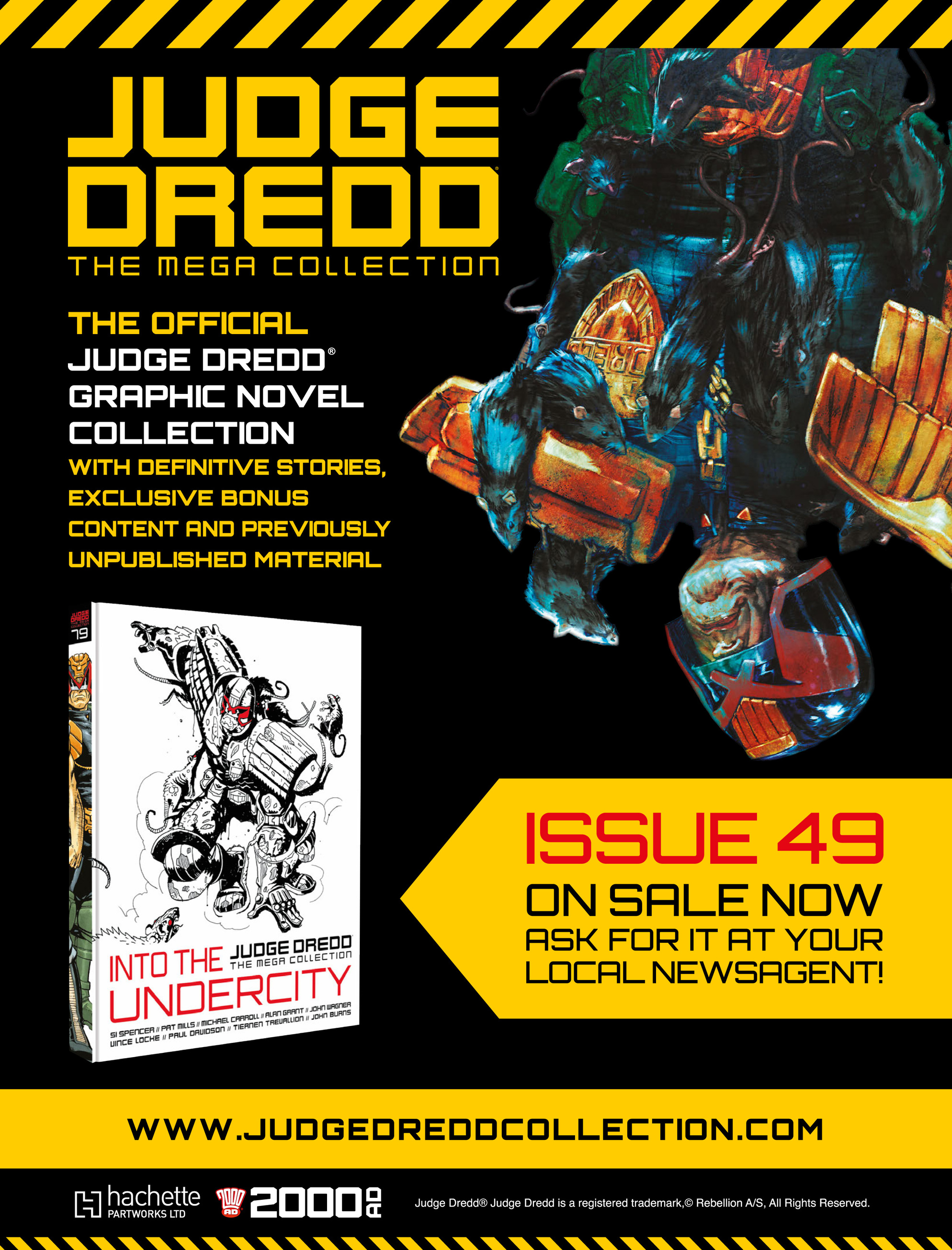 Read online 2000 AD comic -  Issue #2009 - 31