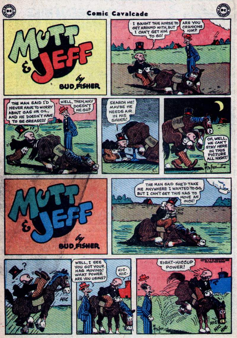 Comic Cavalcade issue 28 - Page 58