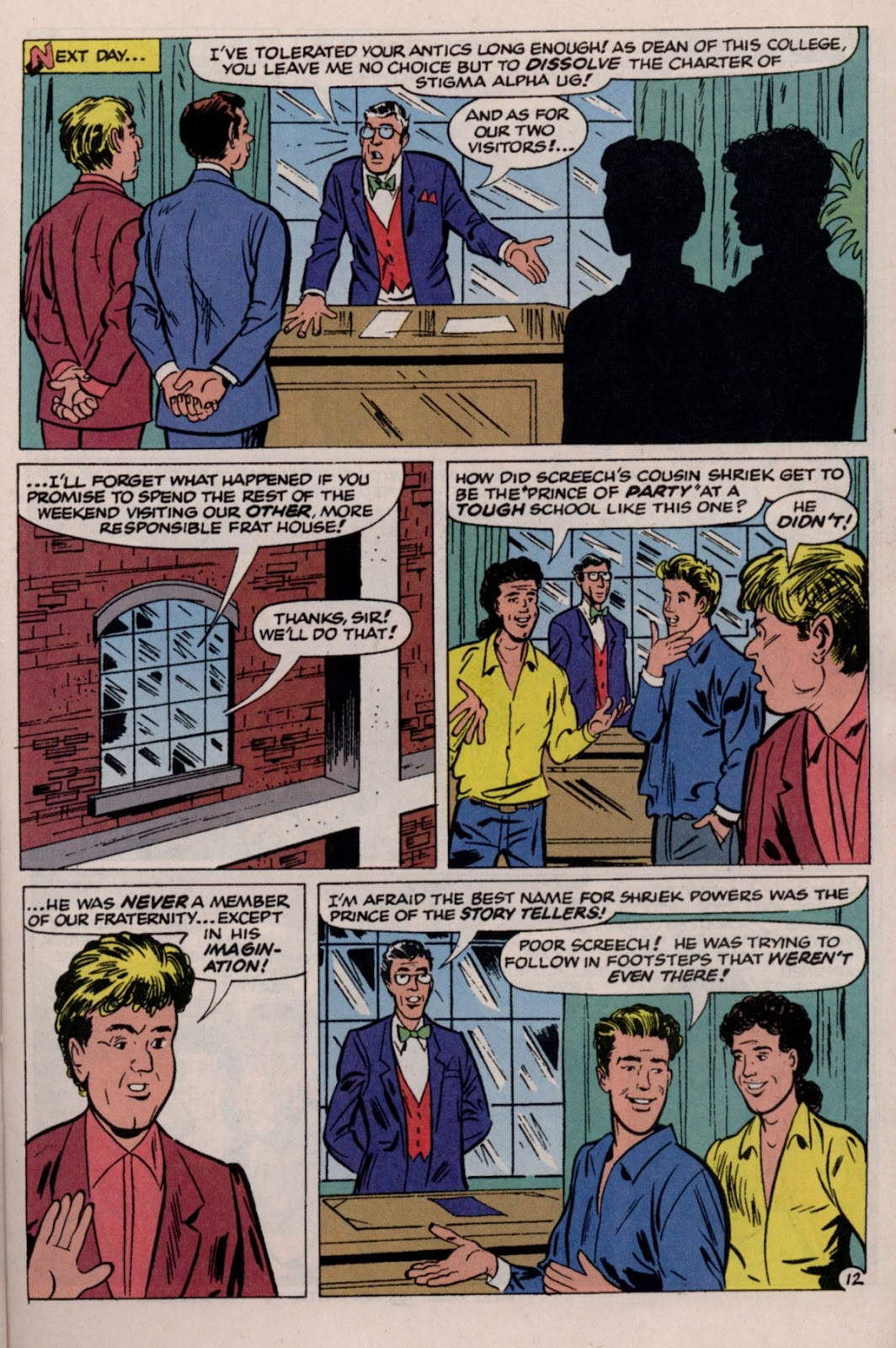 Read online Saved By The Bell comic -  Issue #2 - 20