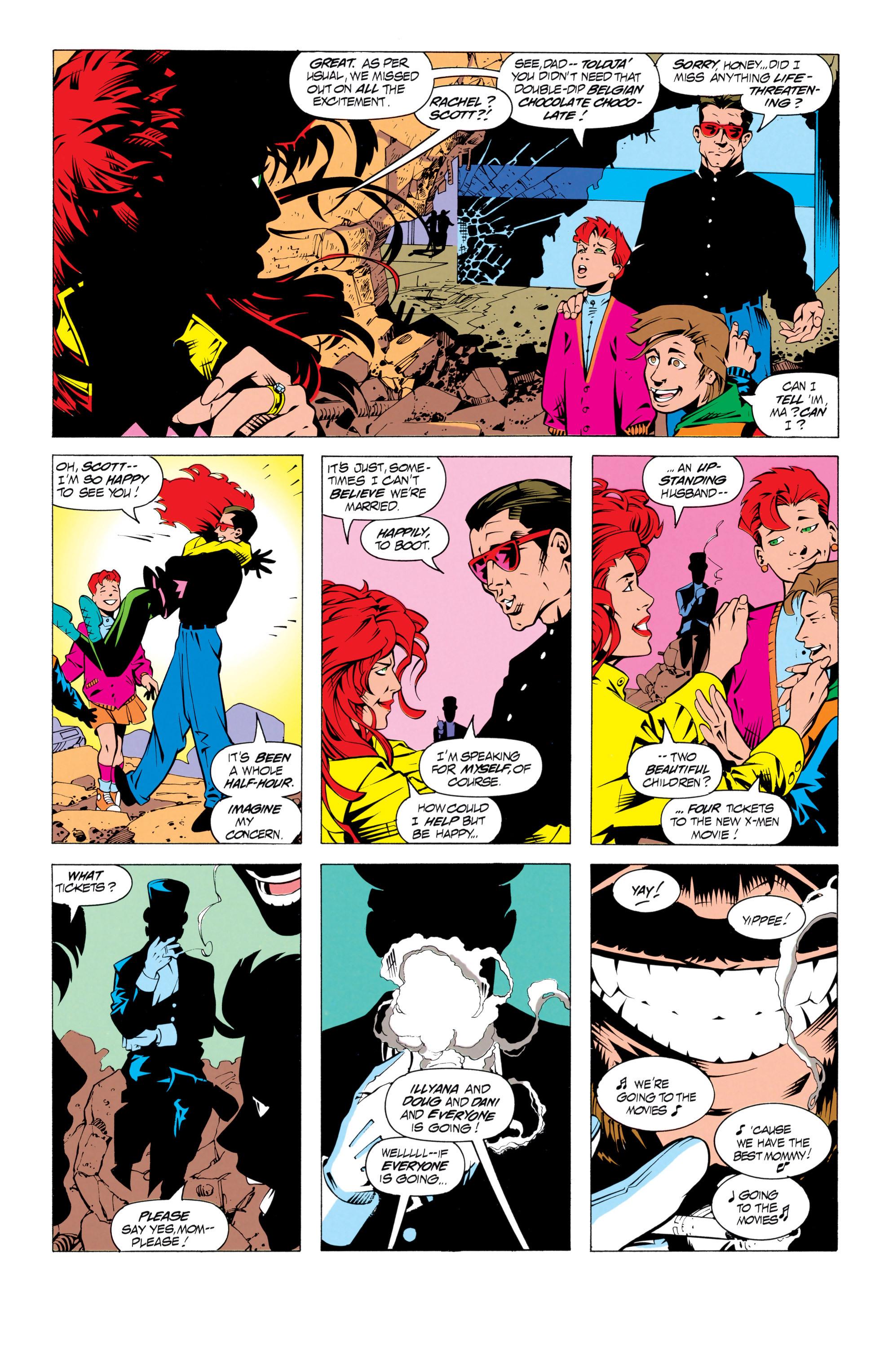 Read online Uncanny X-Men (1963) comic -  Issue # _Annual 17 - 15