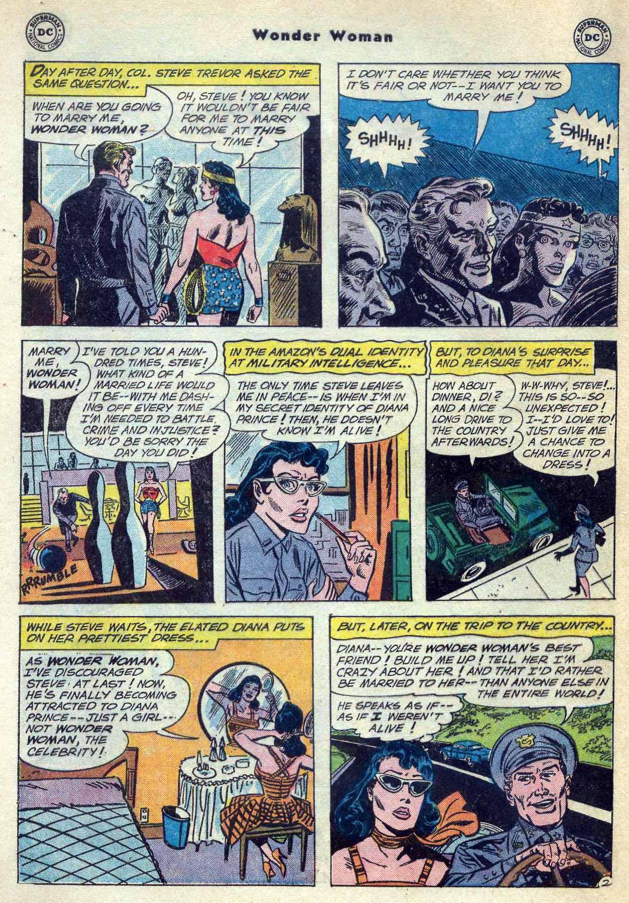 Read online Wonder Woman (1942) comic -  Issue #127 - 20