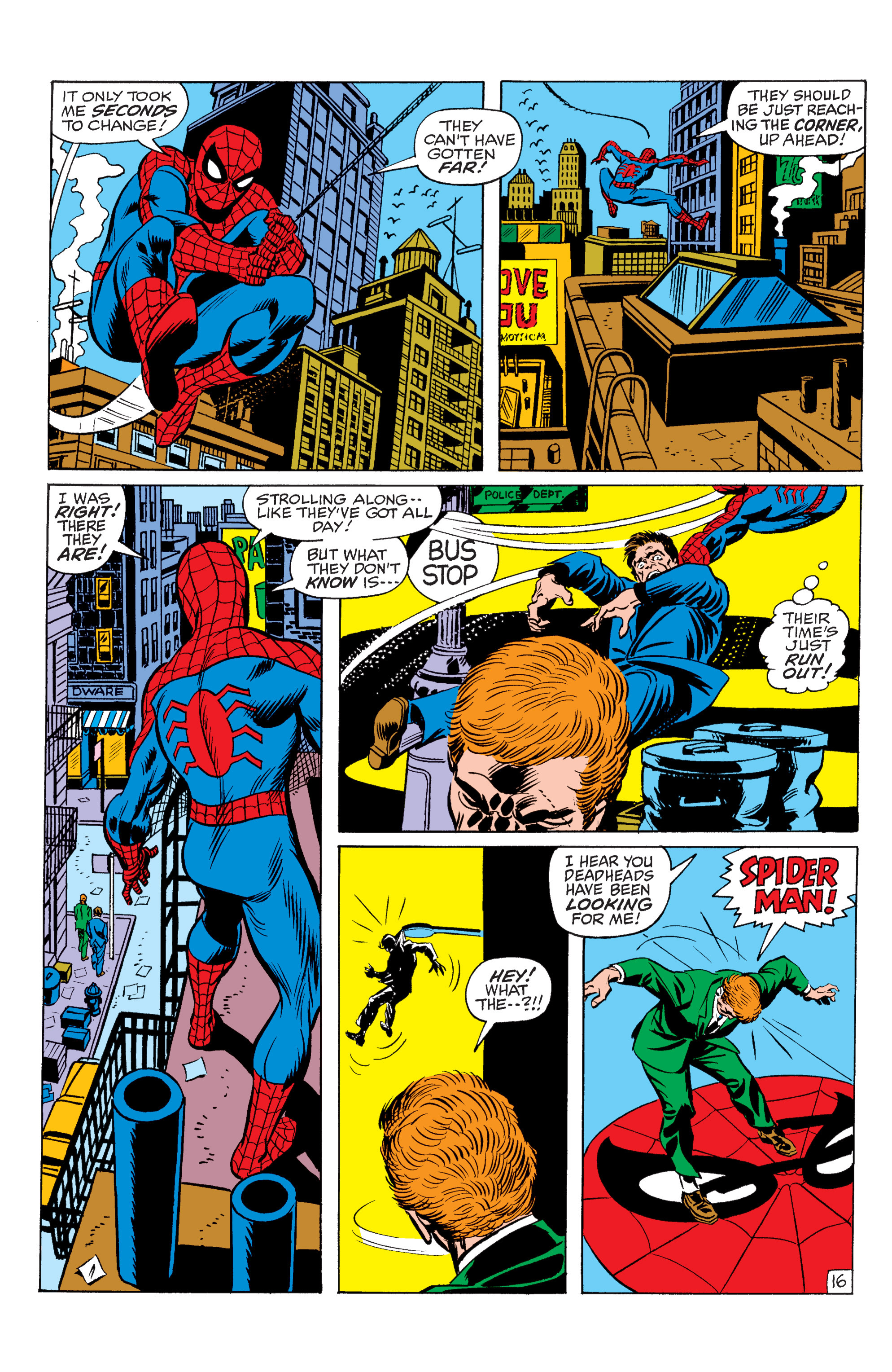 The Amazing Spider-Man (1963) 91 Page 15