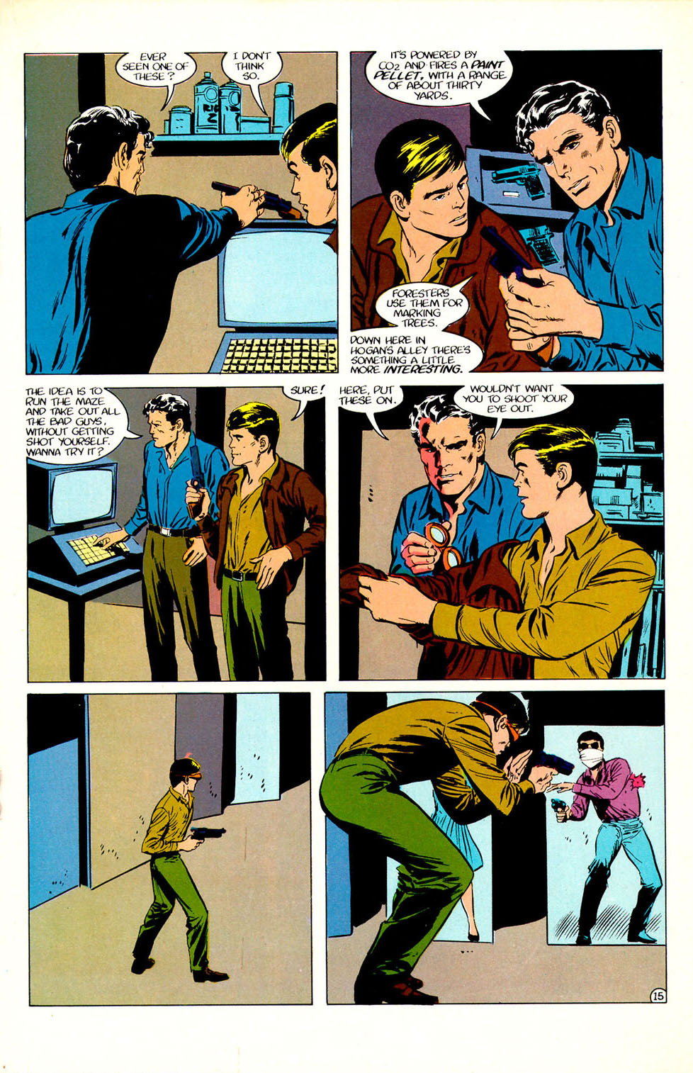 Jon Sable, Freelance issue 51 - Page 17