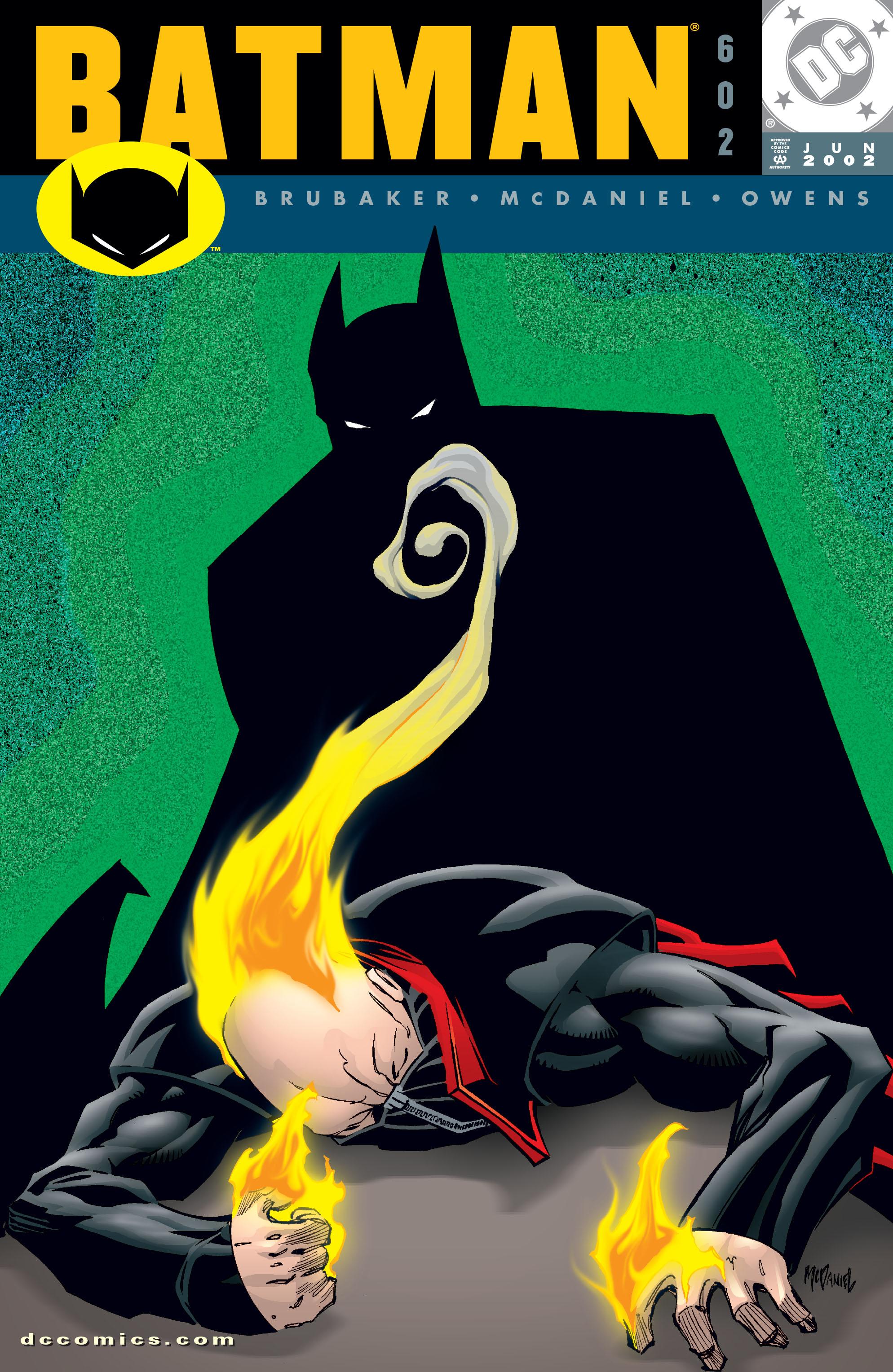 Batman (1940) 602 Page 1