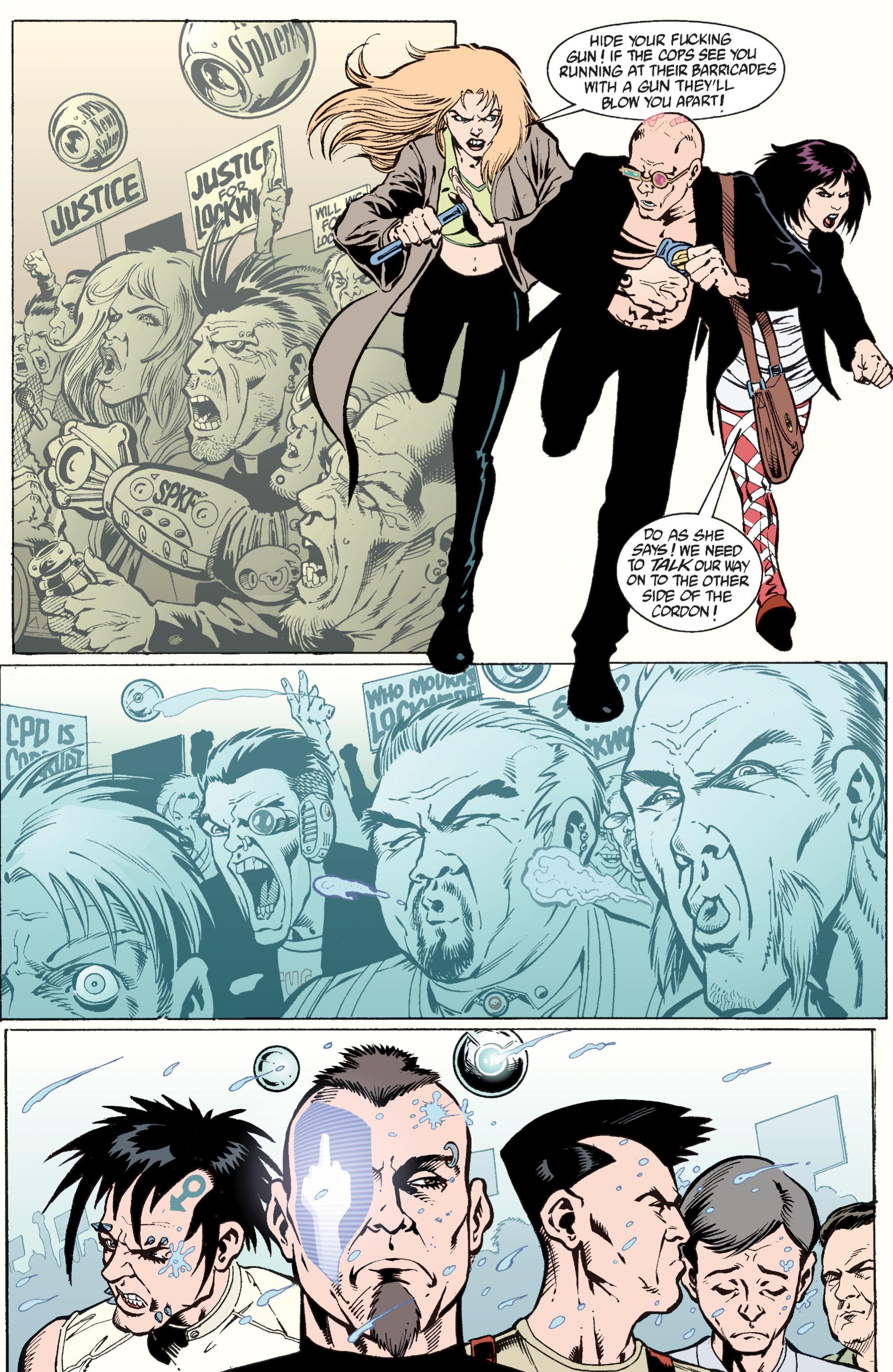 Read online Transmetropolitan comic -  Issue #29 - 16