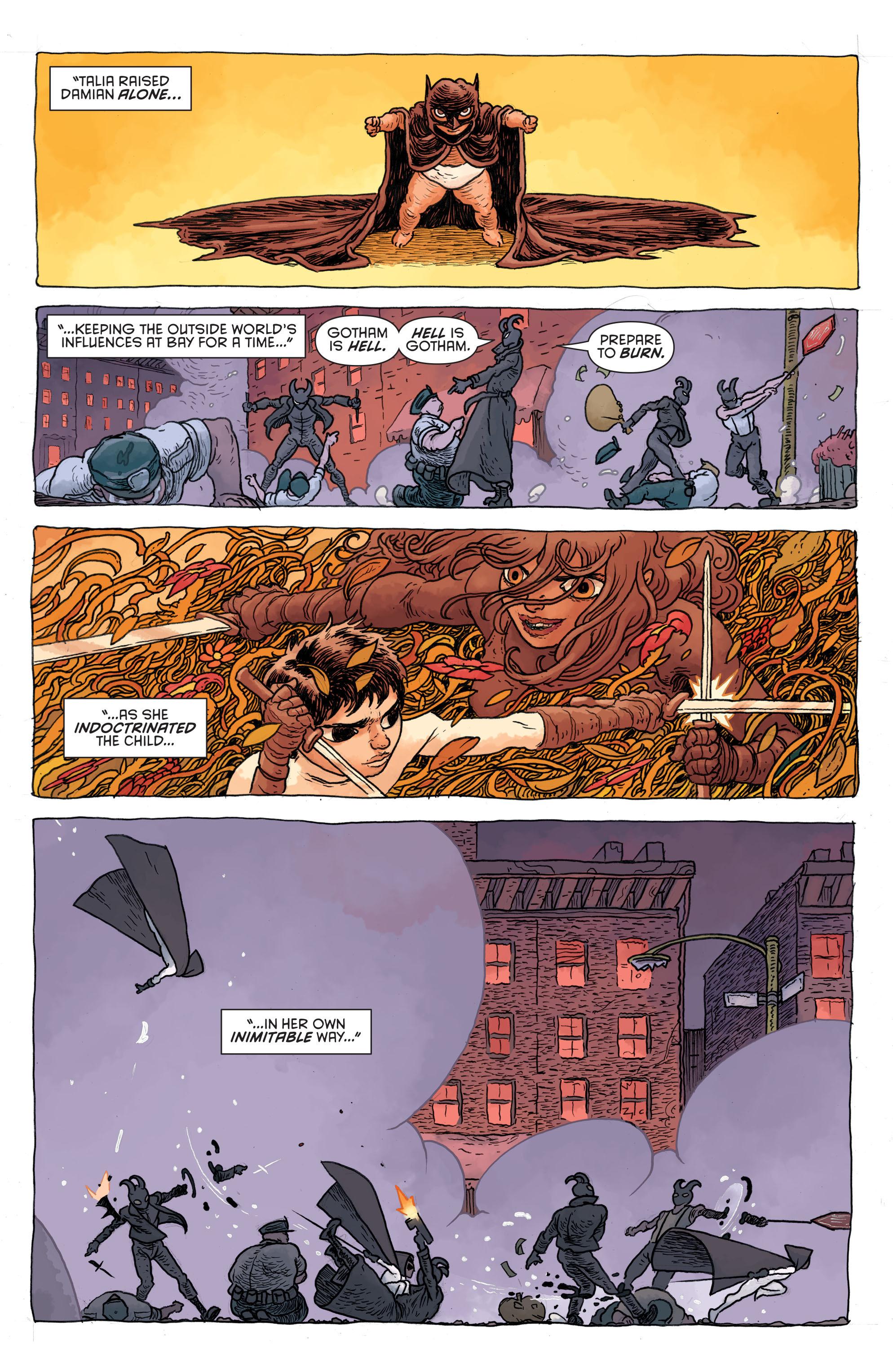 Read online Secret Origins (2014) comic -  Issue #4 - 31