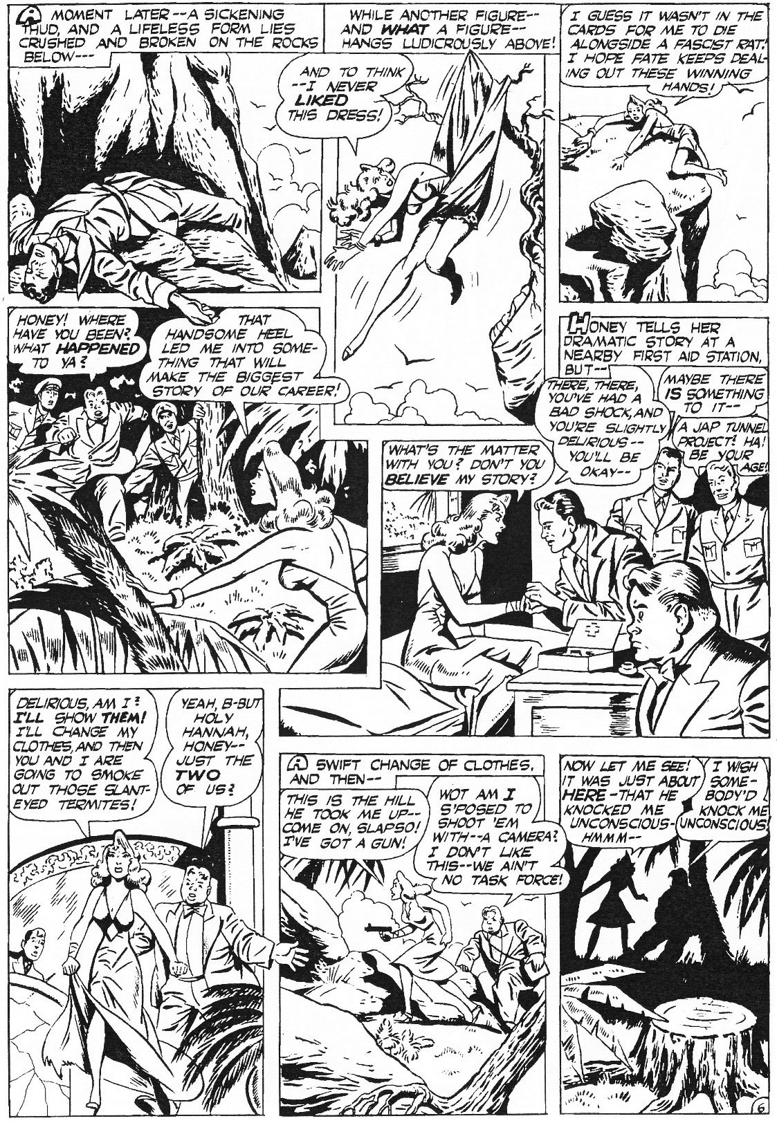 Read online Men of Mystery Comics comic -  Issue #82 - 32