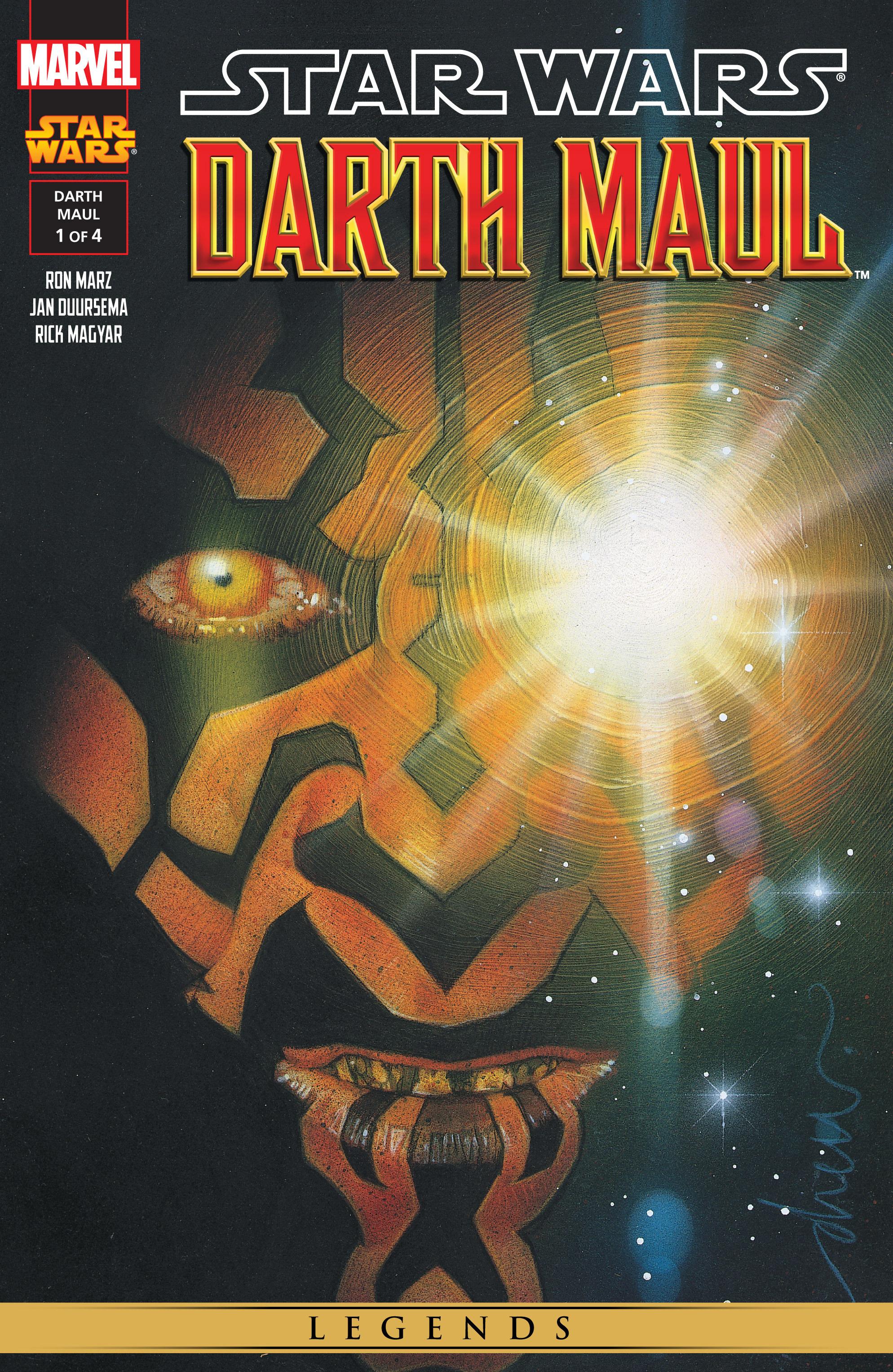 Star Wars: Darth Maul (2000) 1 Page 1