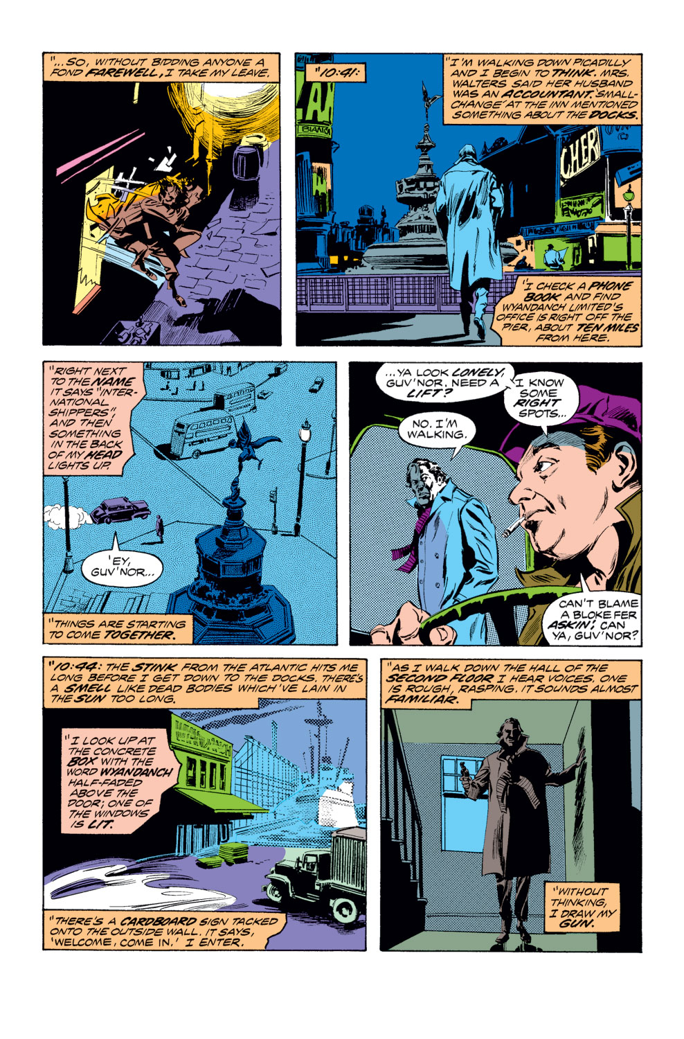 Tomb of Dracula (1972) issue 25 - Page 10