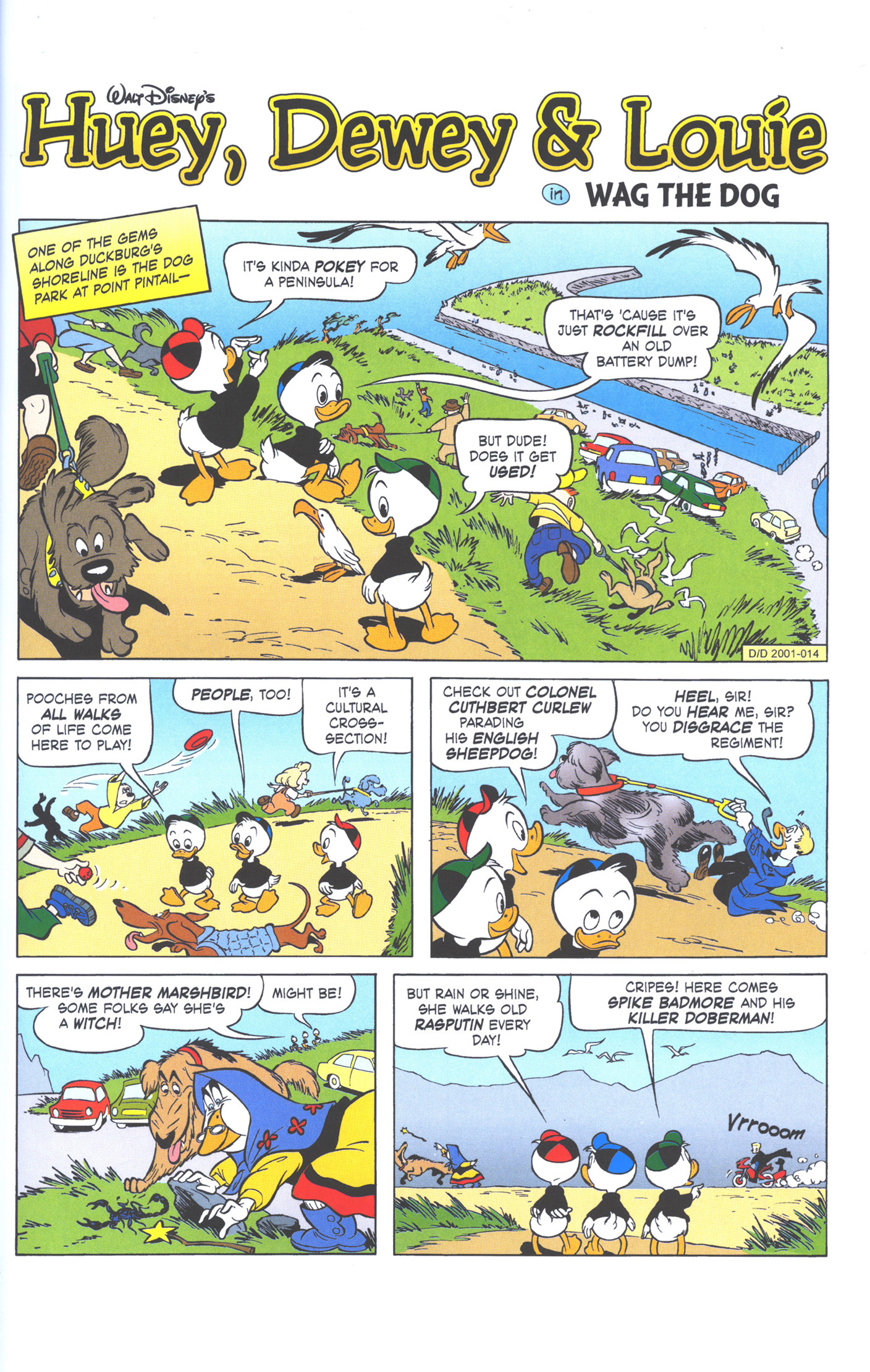 Read online Uncle Scrooge (1953) comic -  Issue #377 - 39