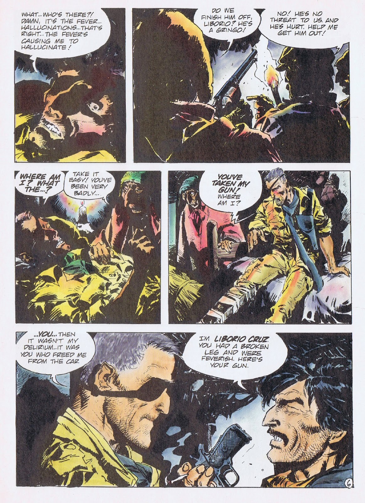 Read online Merchants of Death comic -  Issue #3 - 25